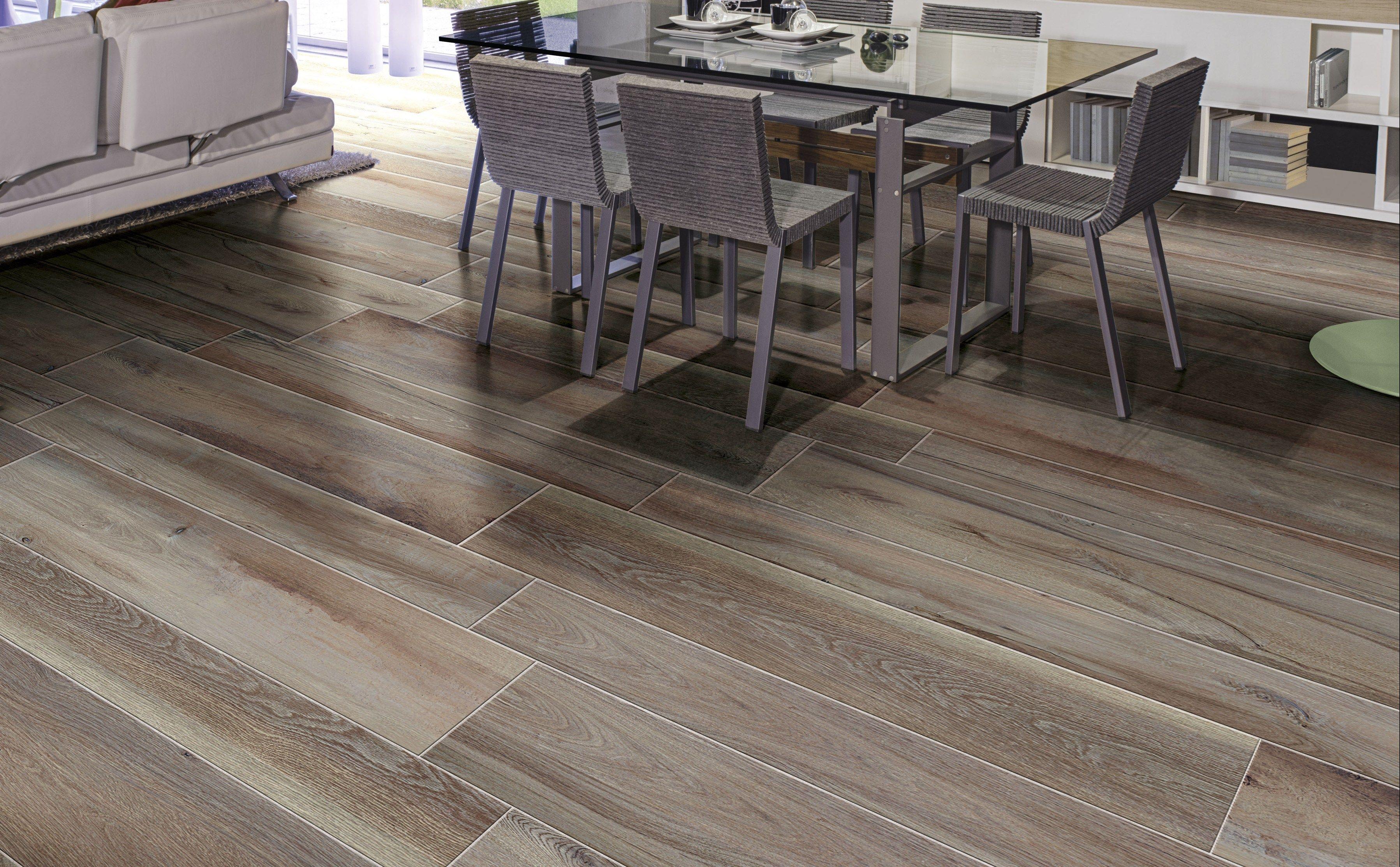 Pavimento effetto legno sherwood nut collezione sherwood by ...