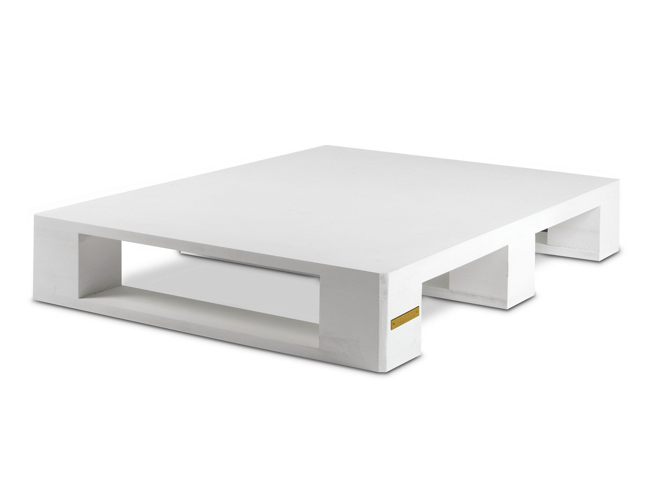 Coffee table si pallet by seletti design selab for Table 120x80