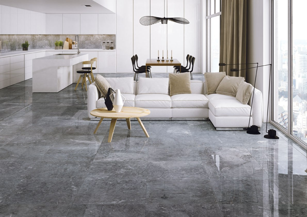 Sight anthracite by ceramiche keope for Carrelage keope