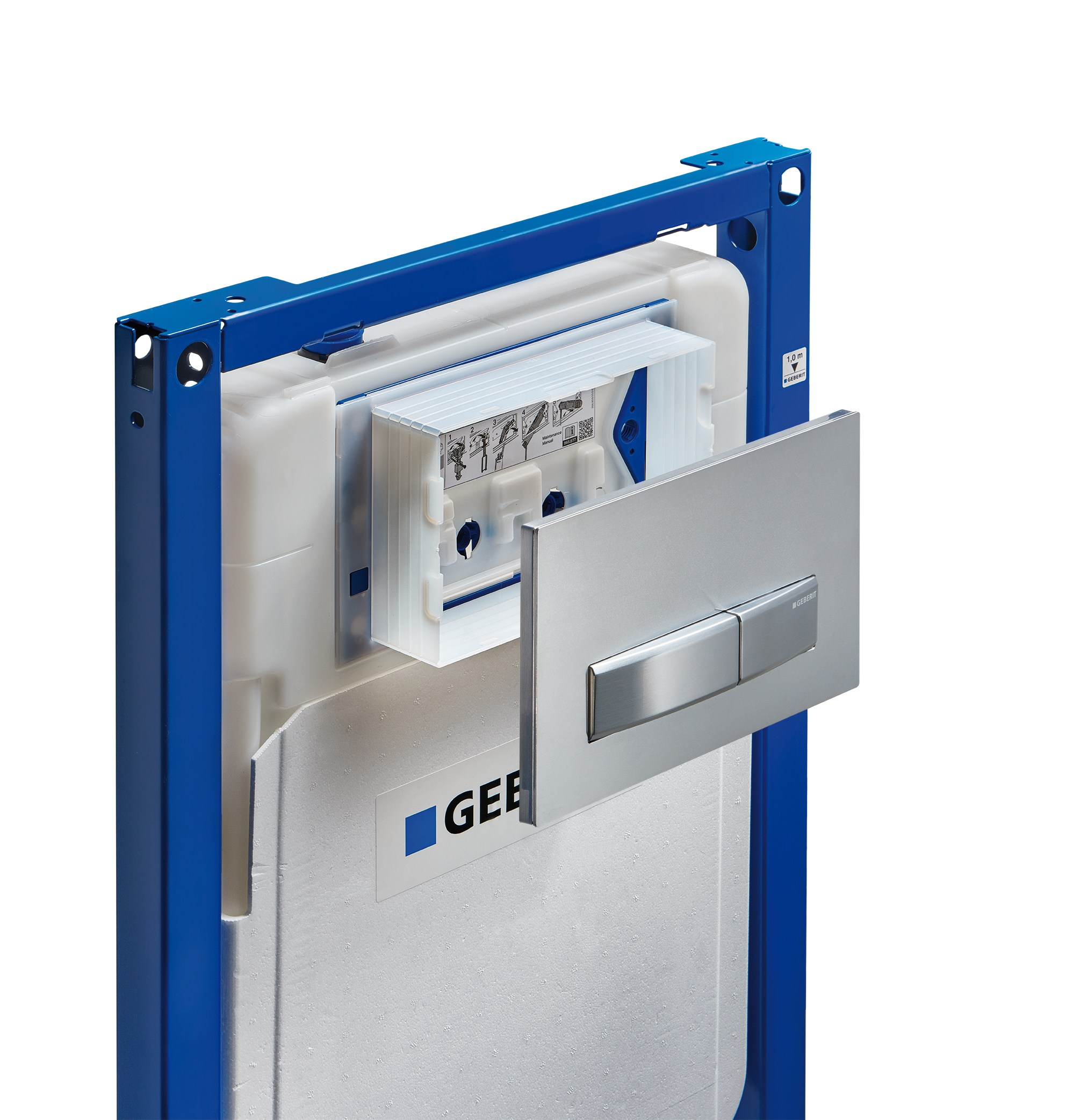 Combifix italia sigma8 cassetta di scarico by geberit italia for Geberit products