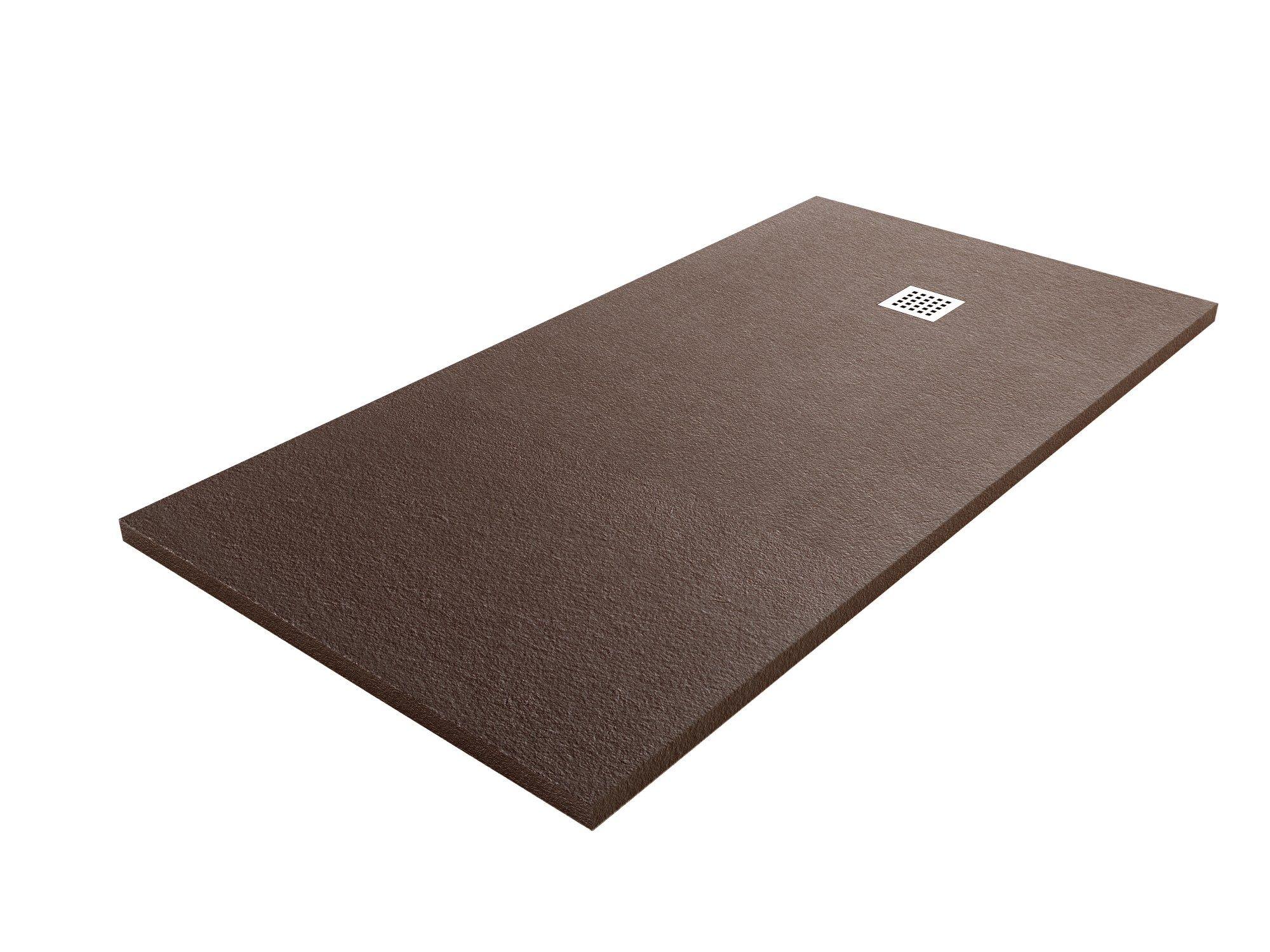 receveur de douche anti glisse en silexpol sur mesure. Black Bedroom Furniture Sets. Home Design Ideas