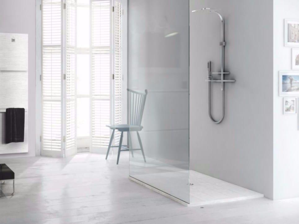 piatto doccia a filo pavimento la scelta giusta variata sul design della casa. Black Bedroom Furniture Sets. Home Design Ideas