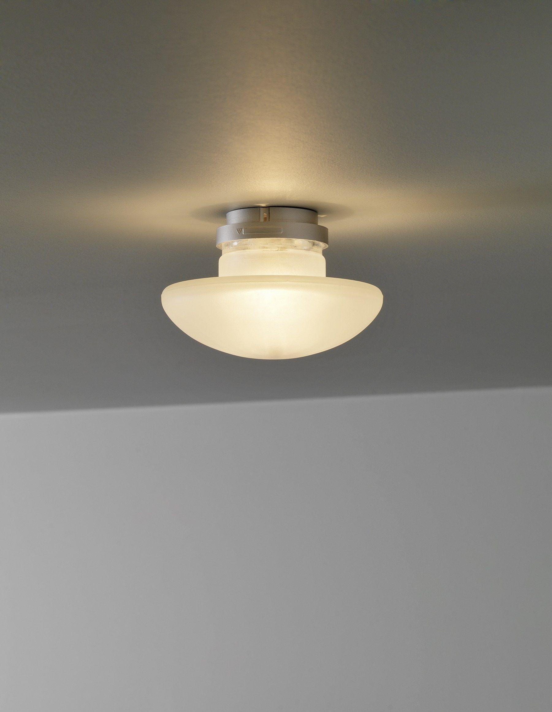 Sillaba lampada da soffitto collezione sillaba by - Fontana arte corsico ...