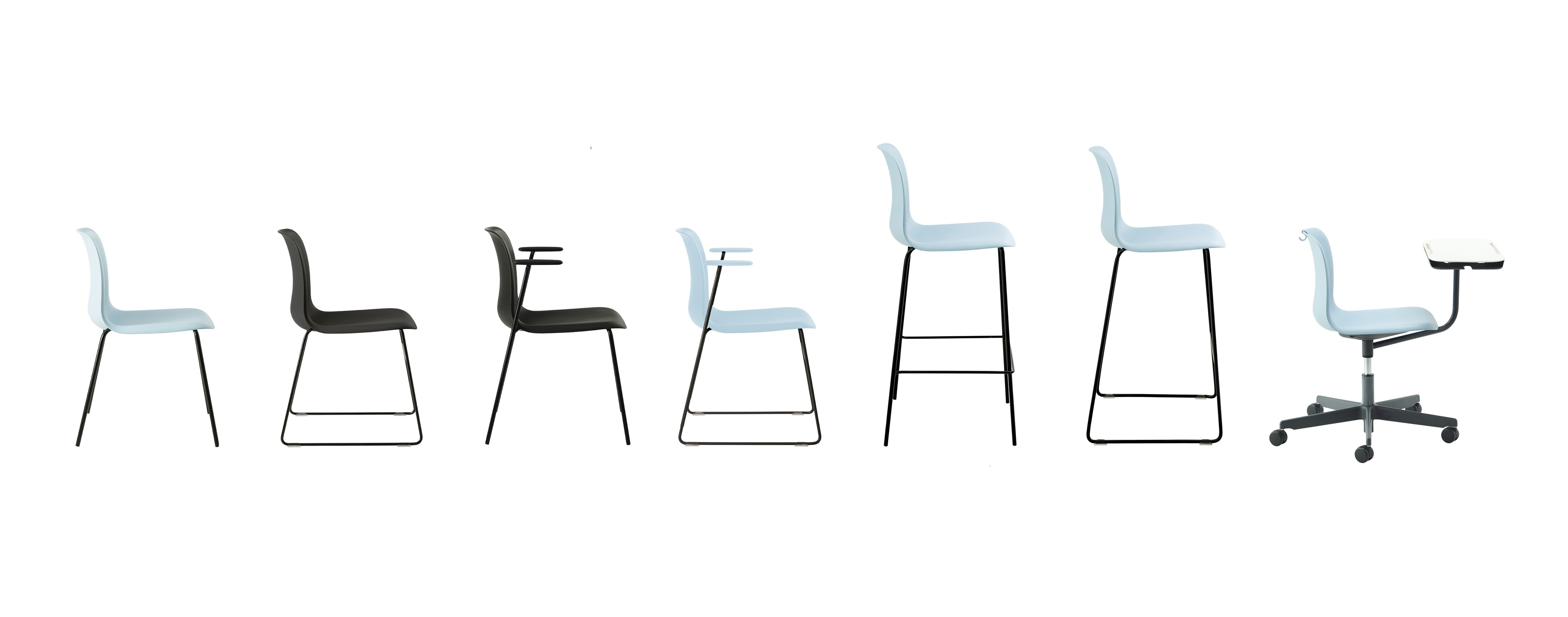 sixe high stool by howe design pearsonlloyd. Black Bedroom Furniture Sets. Home Design Ideas