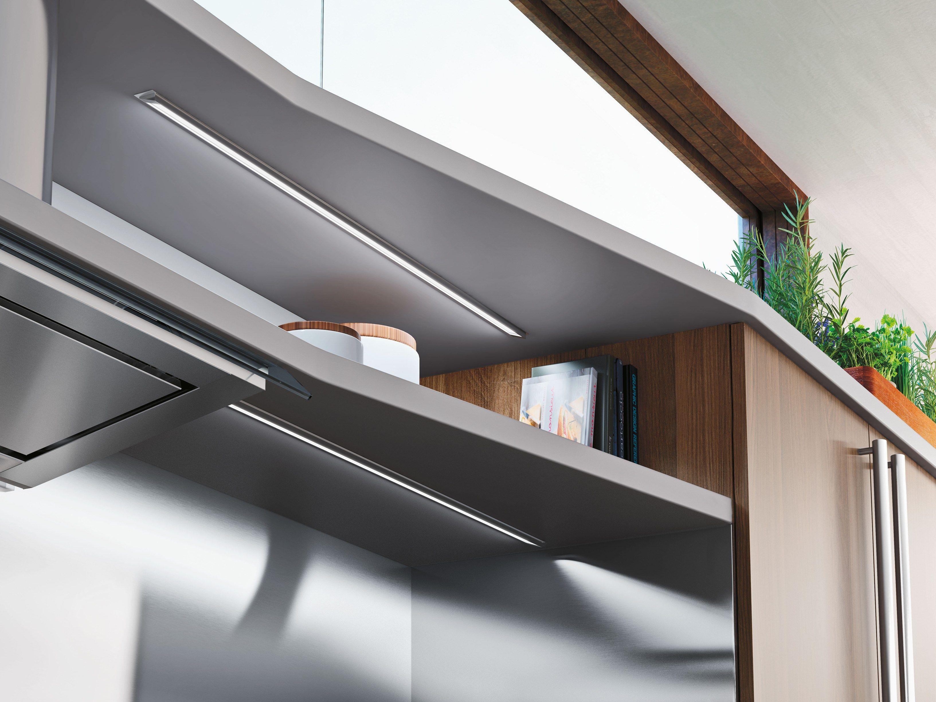 Skyline 2.0 küche mit kücheninsel by snaidero design lucci orlandini