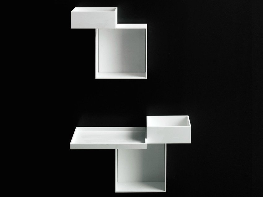 Mobile contenitore bagno SKYLINE by Boffi design Neunzig° Design