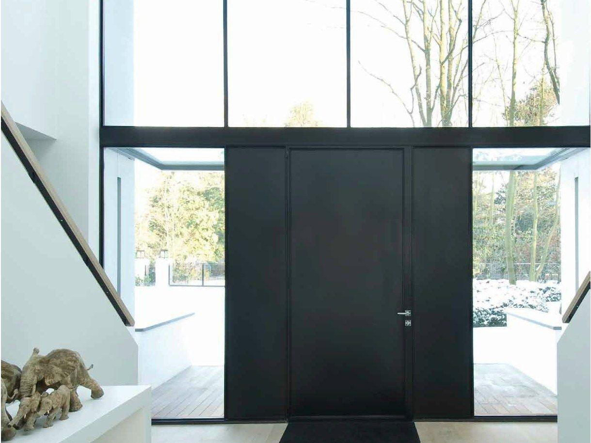 fenster aus stahl mit thermischer trennung sl30 iso serie sl30 by pft hevo. Black Bedroom Furniture Sets. Home Design Ideas