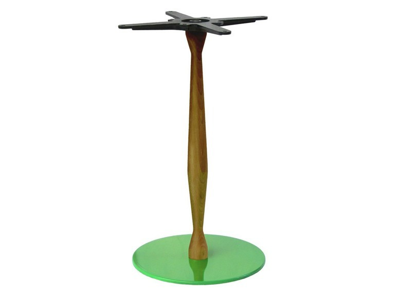Tavolo rotondo in acciaio inox slogi 40 by vela for Vela arredamenti