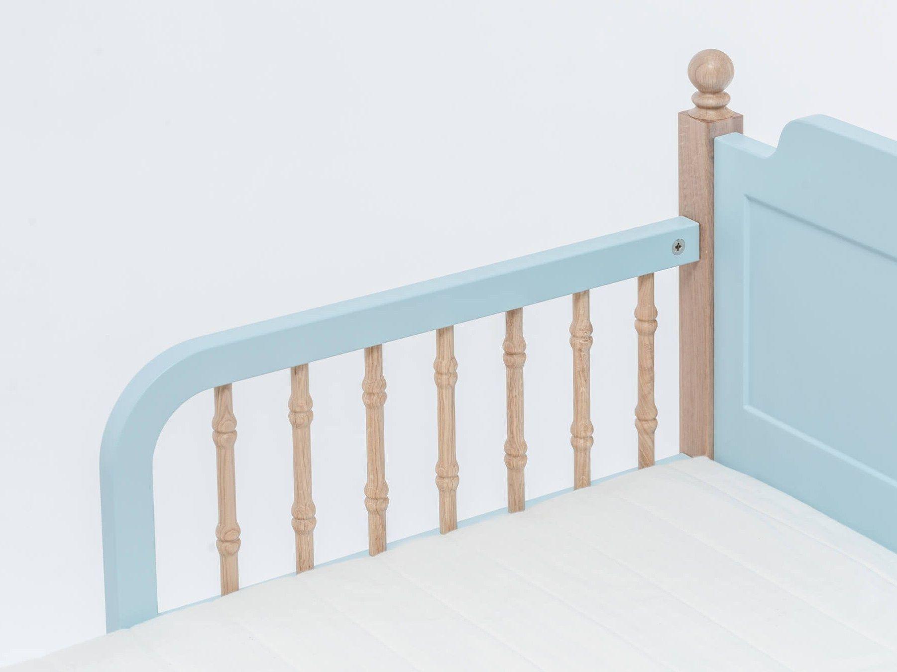 Lackiertes bett für kinderzimmer sofia toddler bed by st furniture