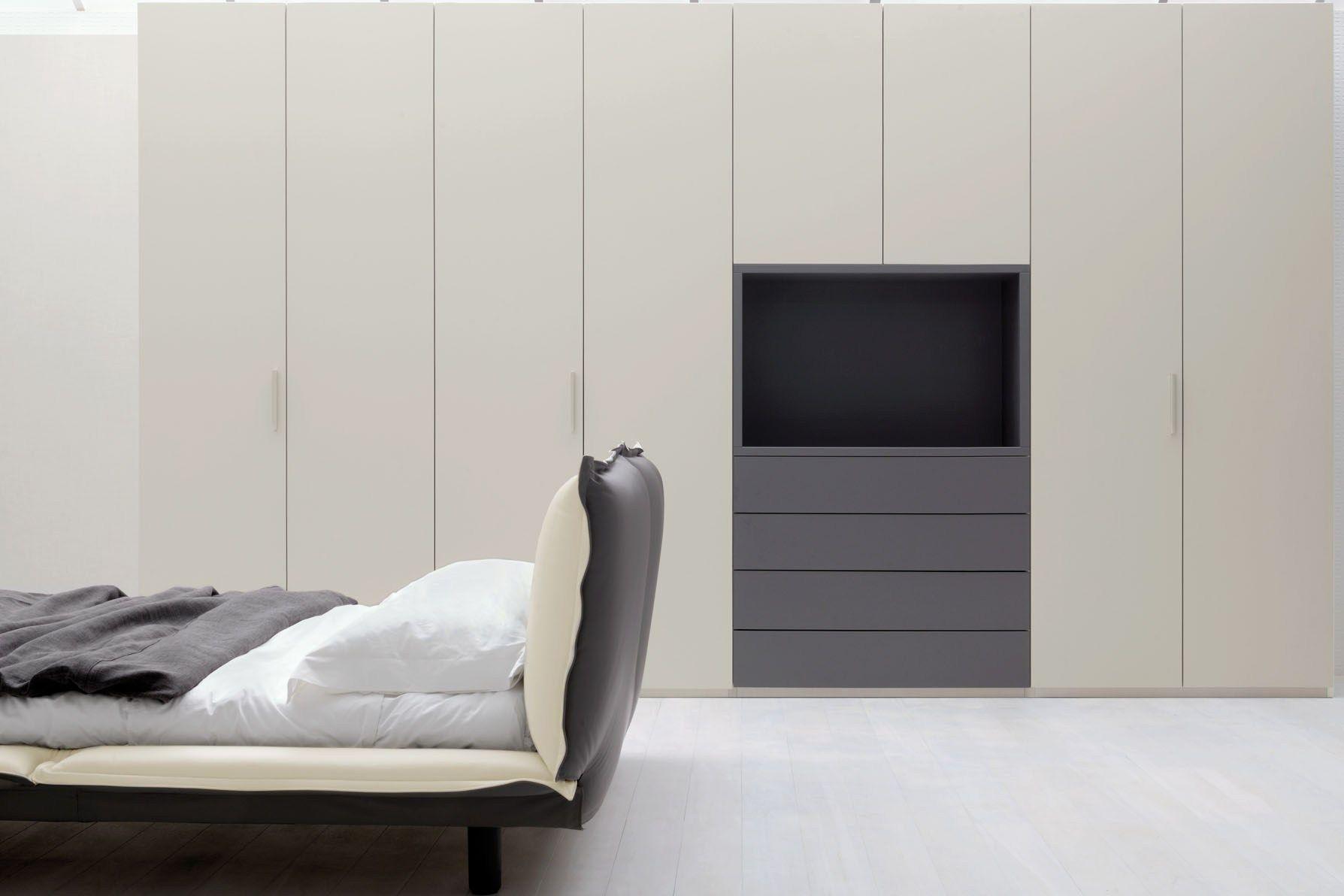 Armadio Con Spazio Tv. Affordable Armadio Con Spazio Tv With Armadio ...