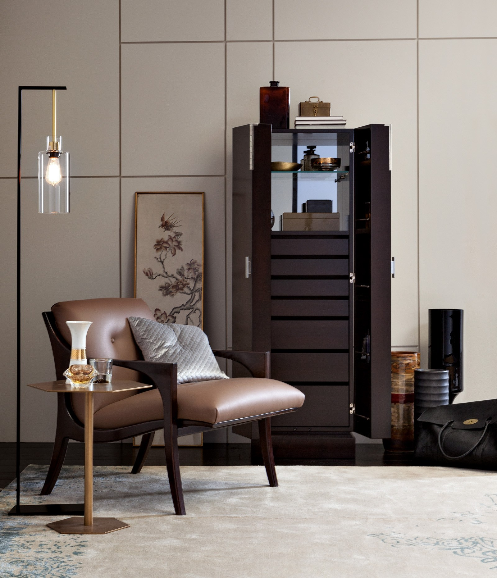 solitaire kleiderschrank by selva design axel enthoven. Black Bedroom Furniture Sets. Home Design Ideas