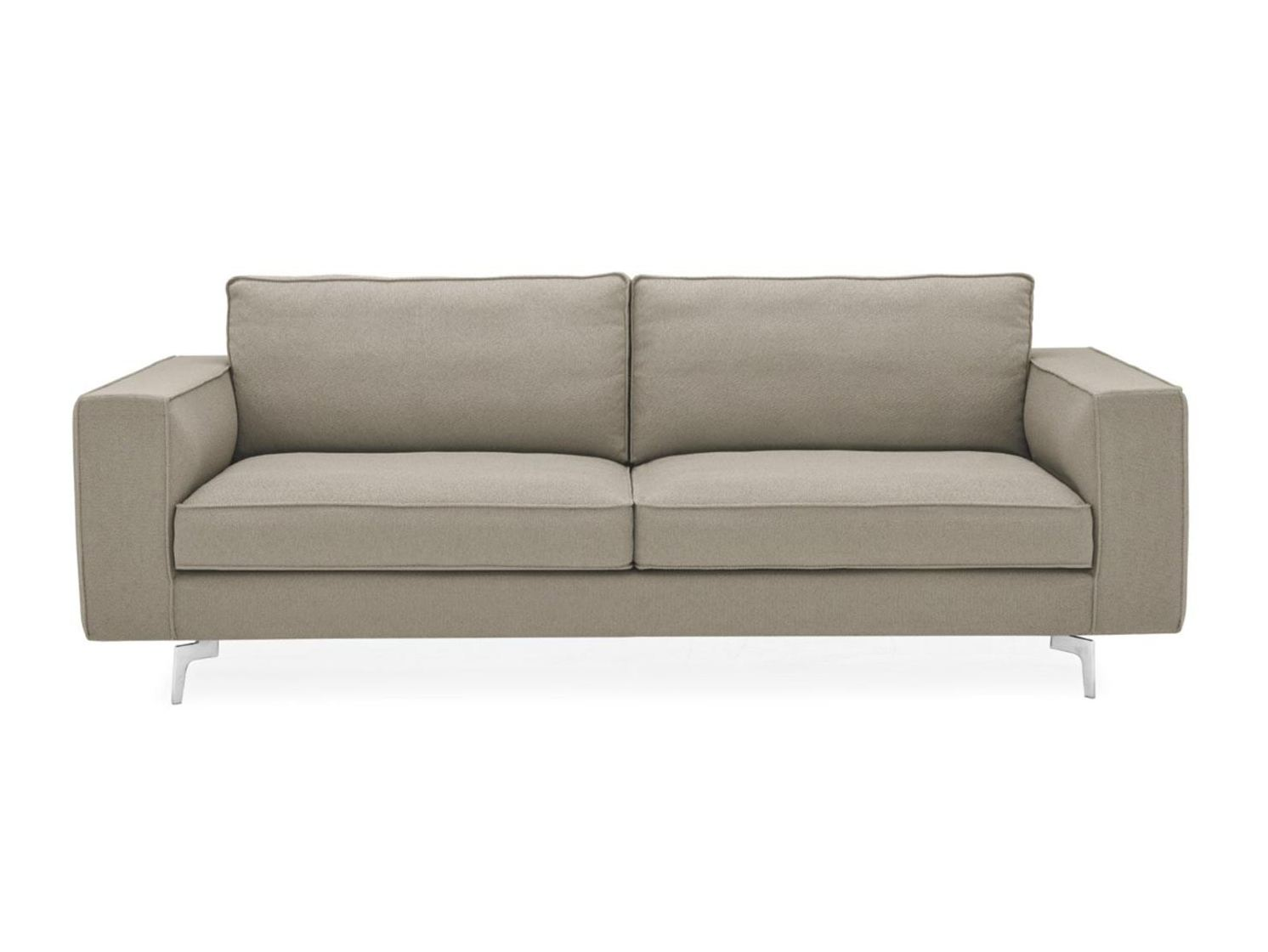 Sectional fabric sofa square by calligaris design for Poltrona lazy calligaris