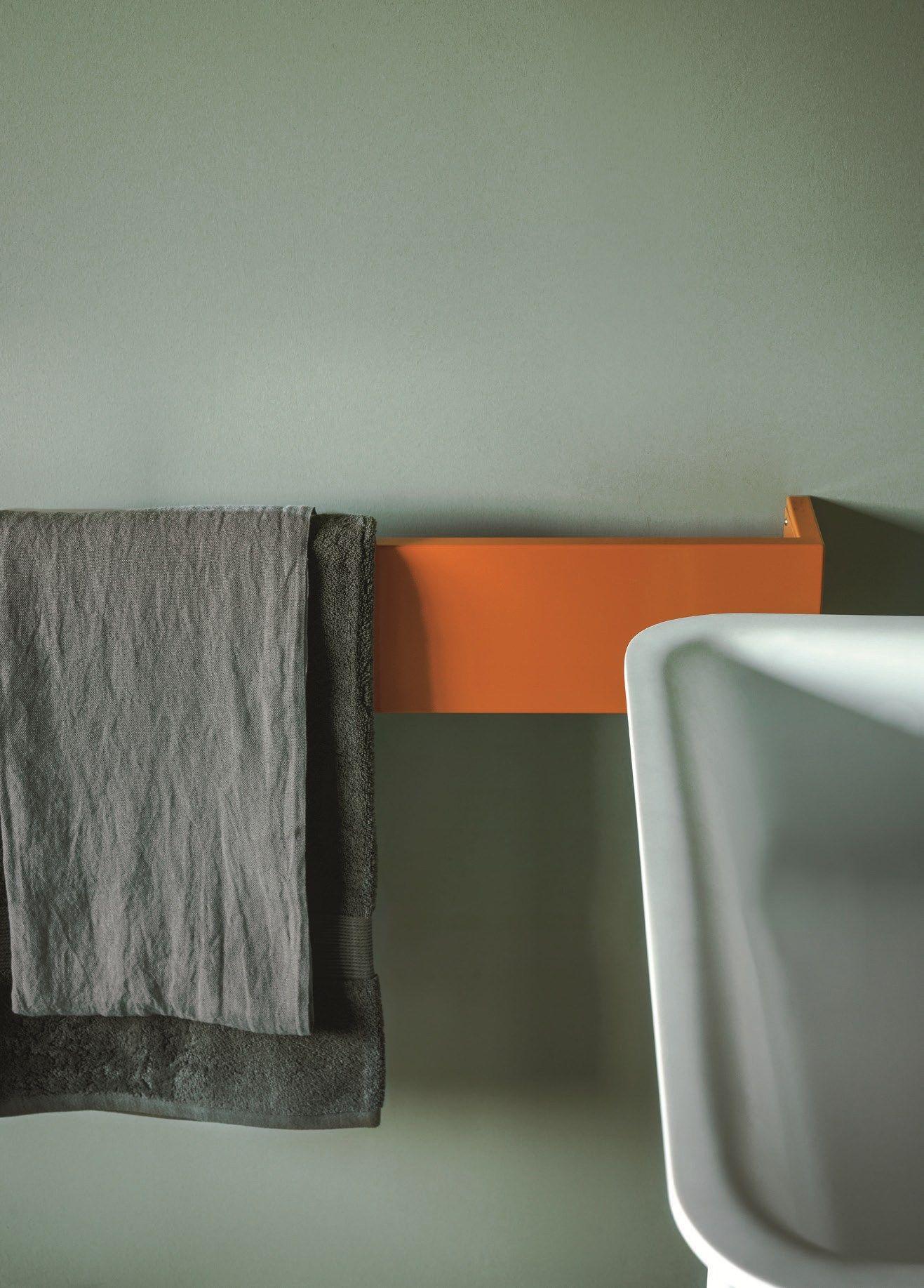 radiateur salle de bain horizontal