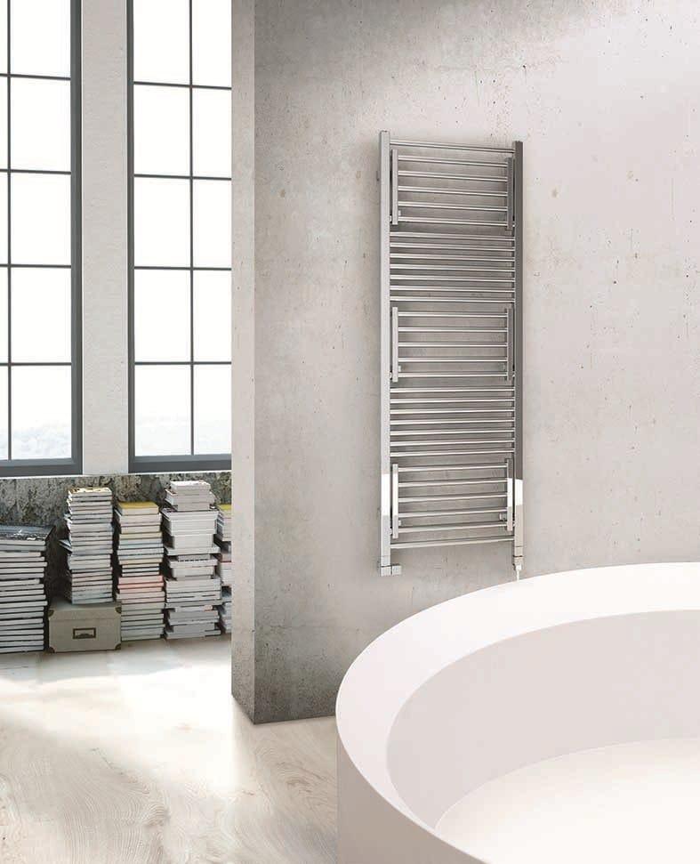 s che serviettes pivotant lectrique stendy short electric by deltacalor. Black Bedroom Furniture Sets. Home Design Ideas