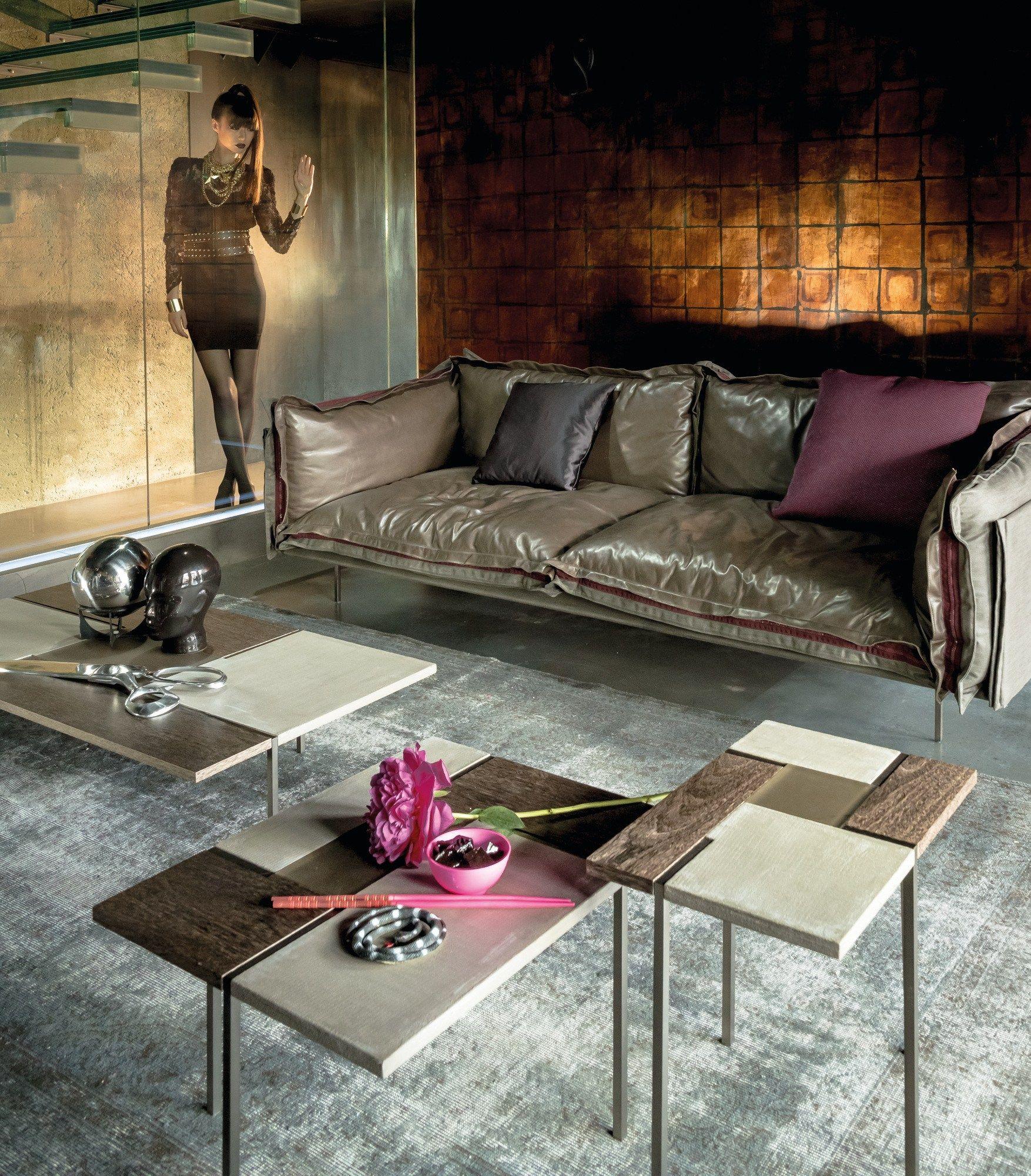Couchtisch für Wohnzimmer STIJL by Arketipo Design Giuseppe Viganò
