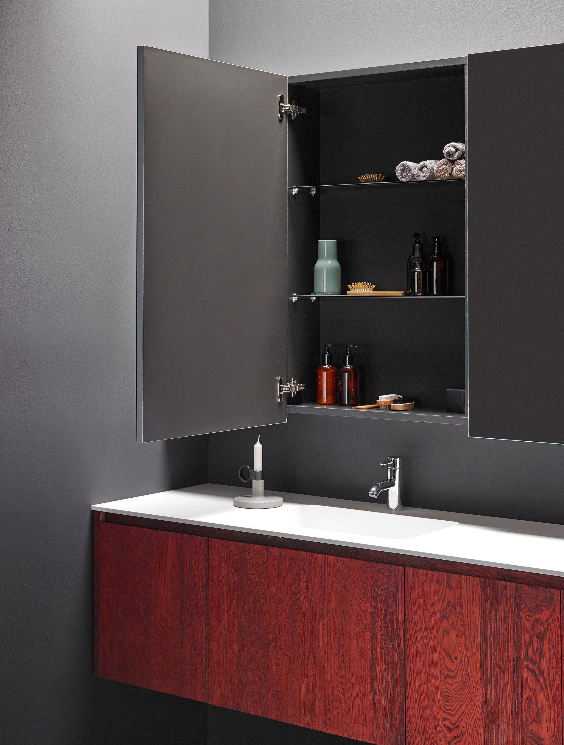 Bathroom furniture sets