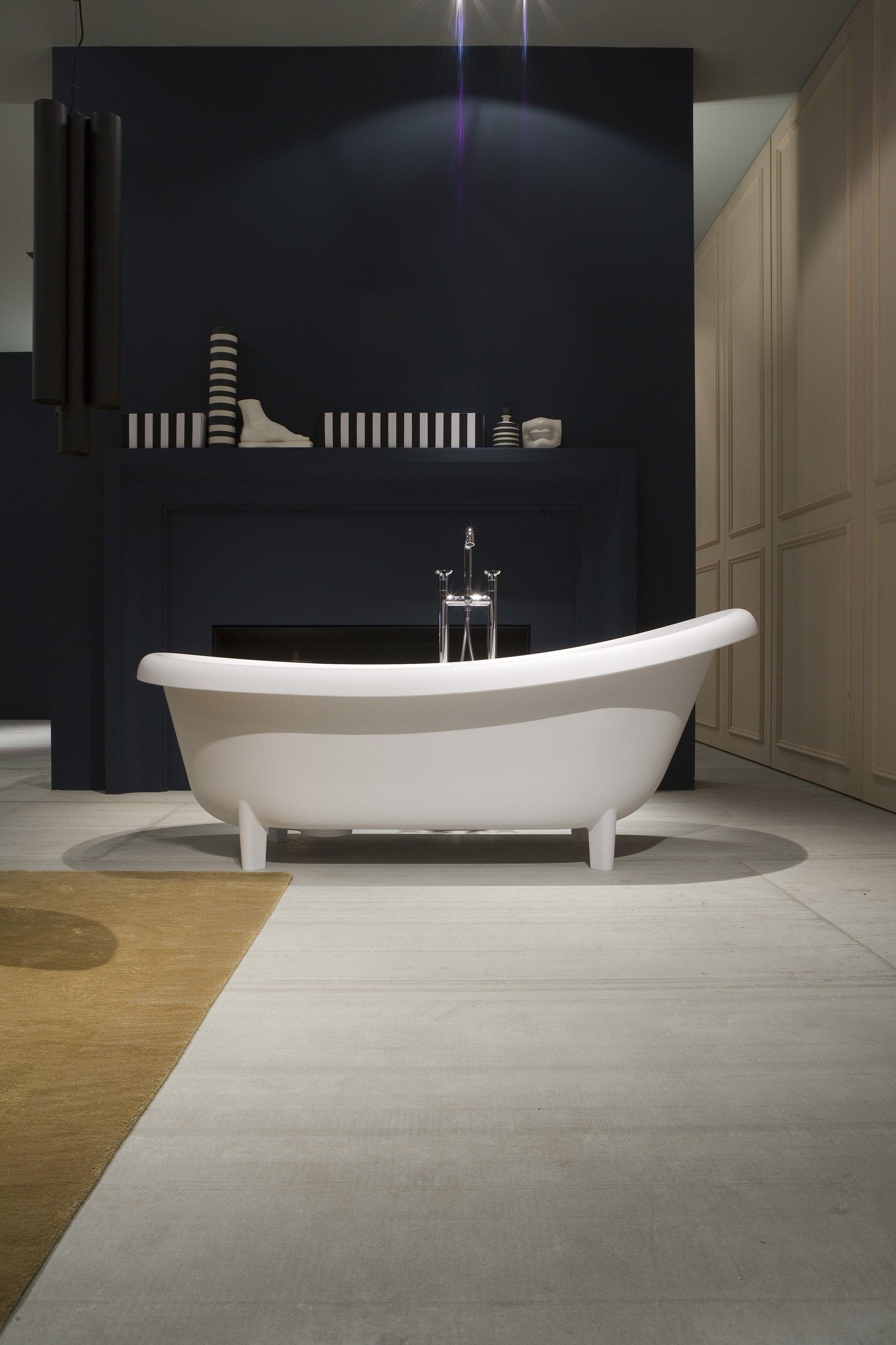 Suite by antonio lupi design - Vasca da bagno ovale ...