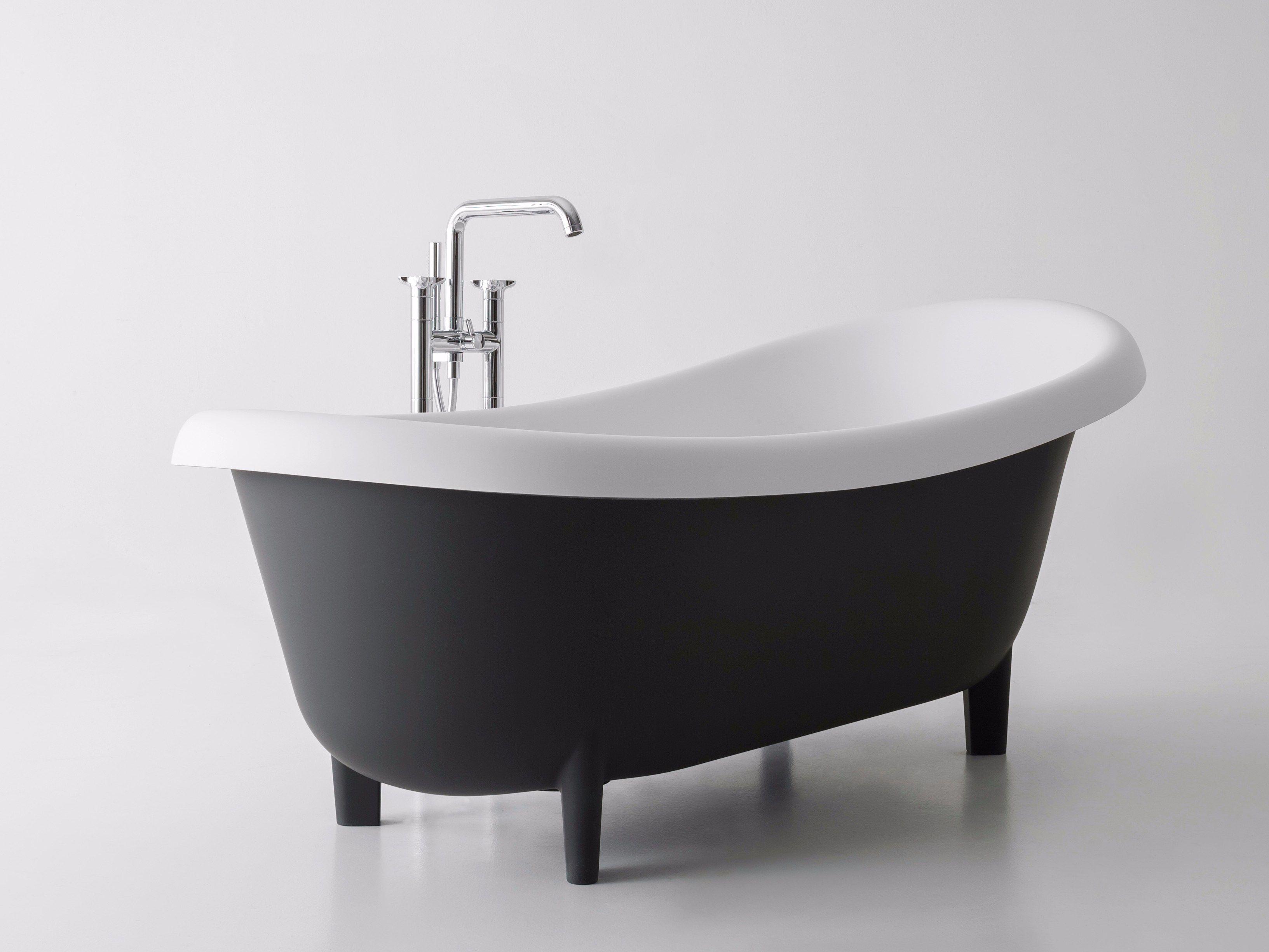 Vasca Da Bagno In Acrilico 180x81x60 Design Freestanding Ovale : Vasca da bagno ovale progetti architettonici ww ns boxgro