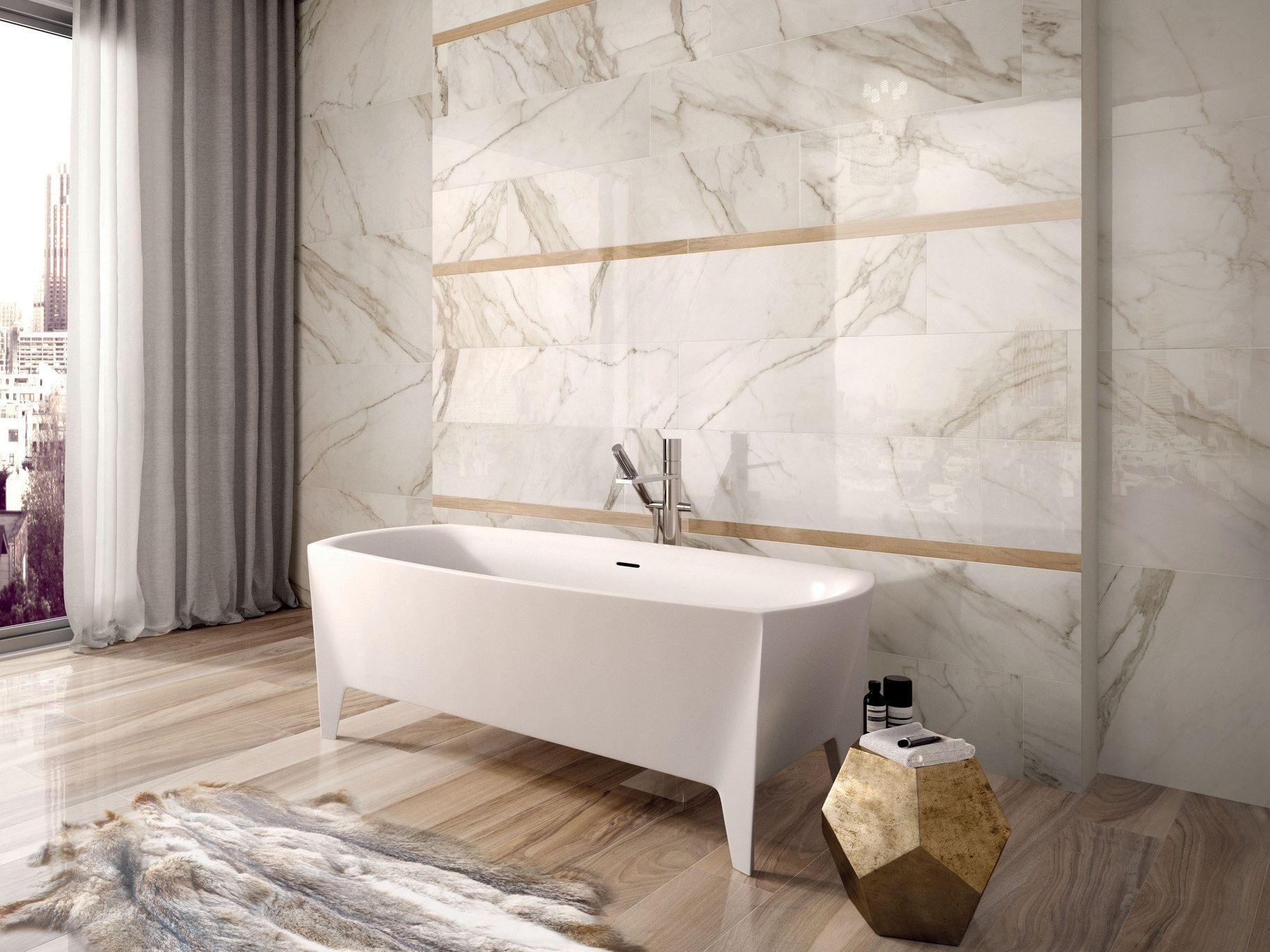 Porcelain Stoneware Wall Floor Tiles Supreme By Flaviker