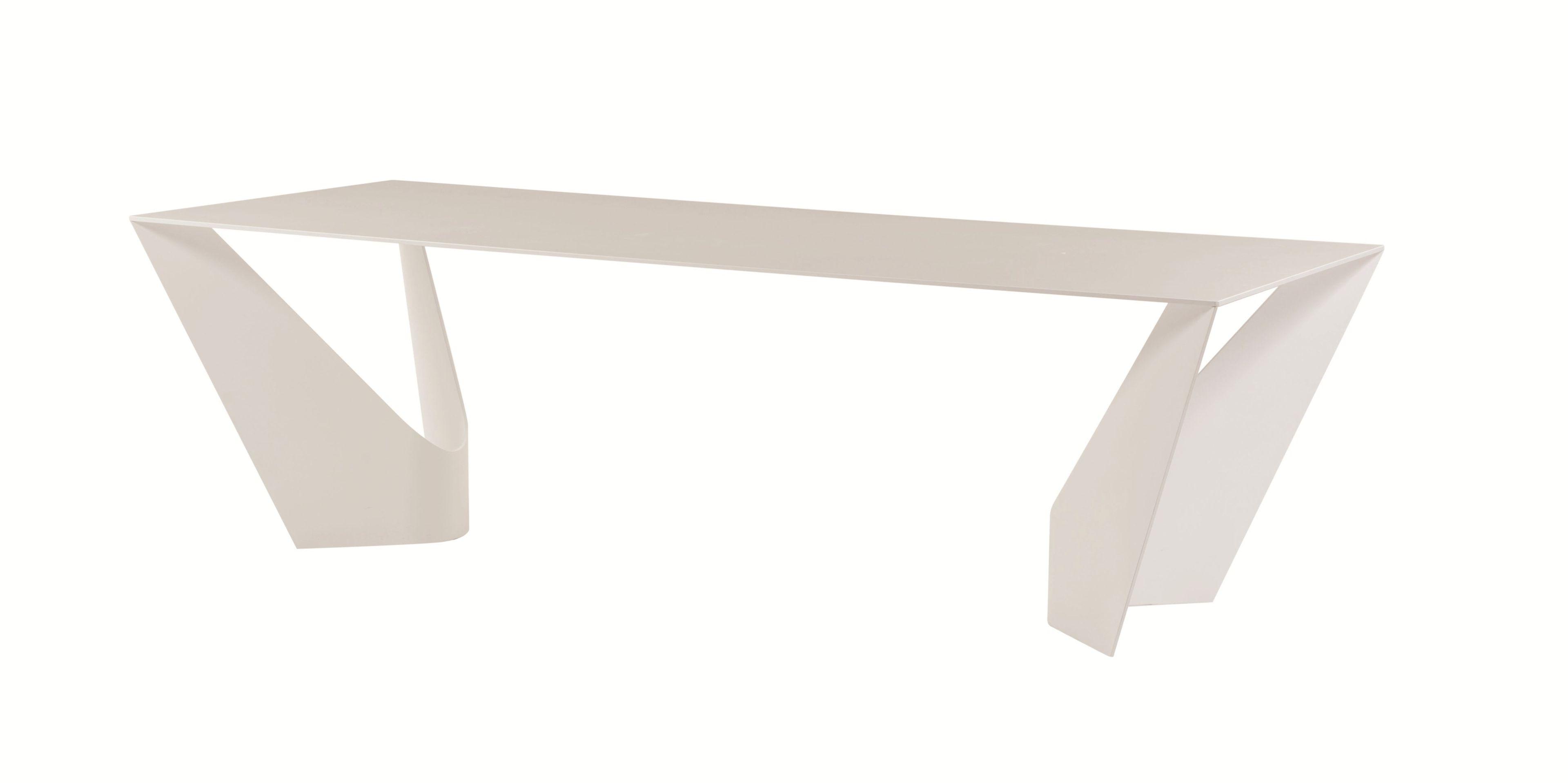 Table manger laqu e suspens by roche bobois design - Roche bobois table a manger ...