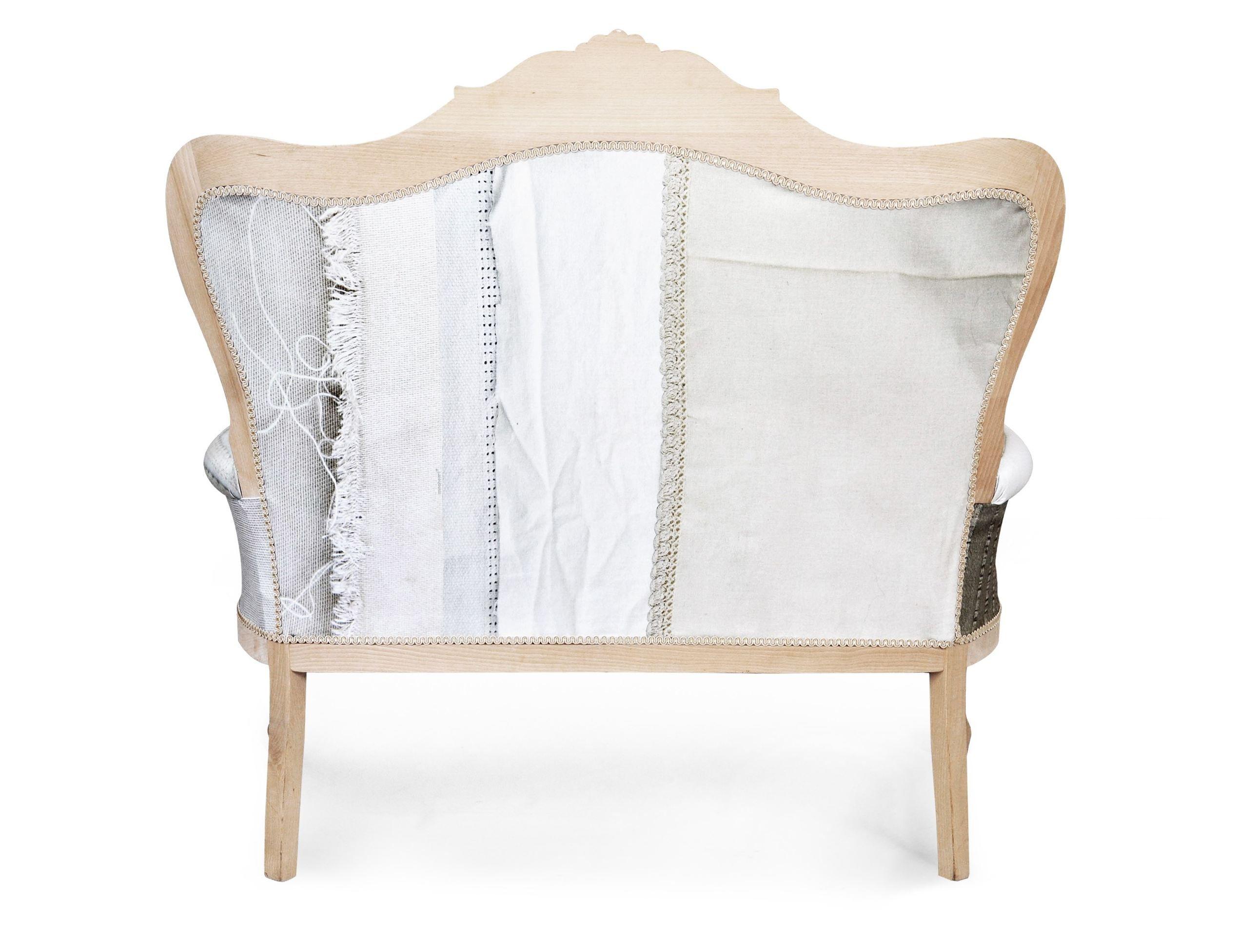 Fabric sofa SHABBY CHIC SOFA By Mineheart