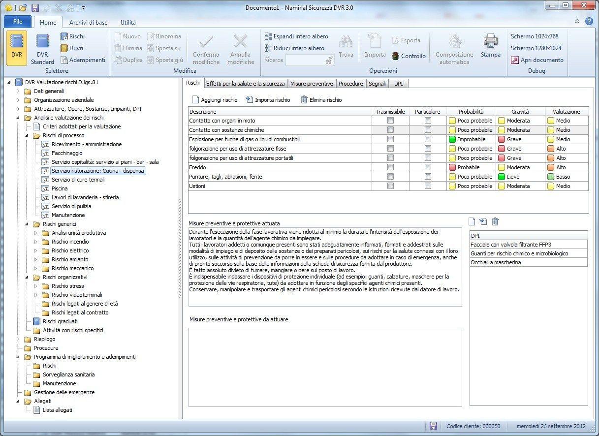 Rischio rumori e vibrazioni dlgs 195 06 sicurezza lavoro for Software di progettazione edilizia domestica