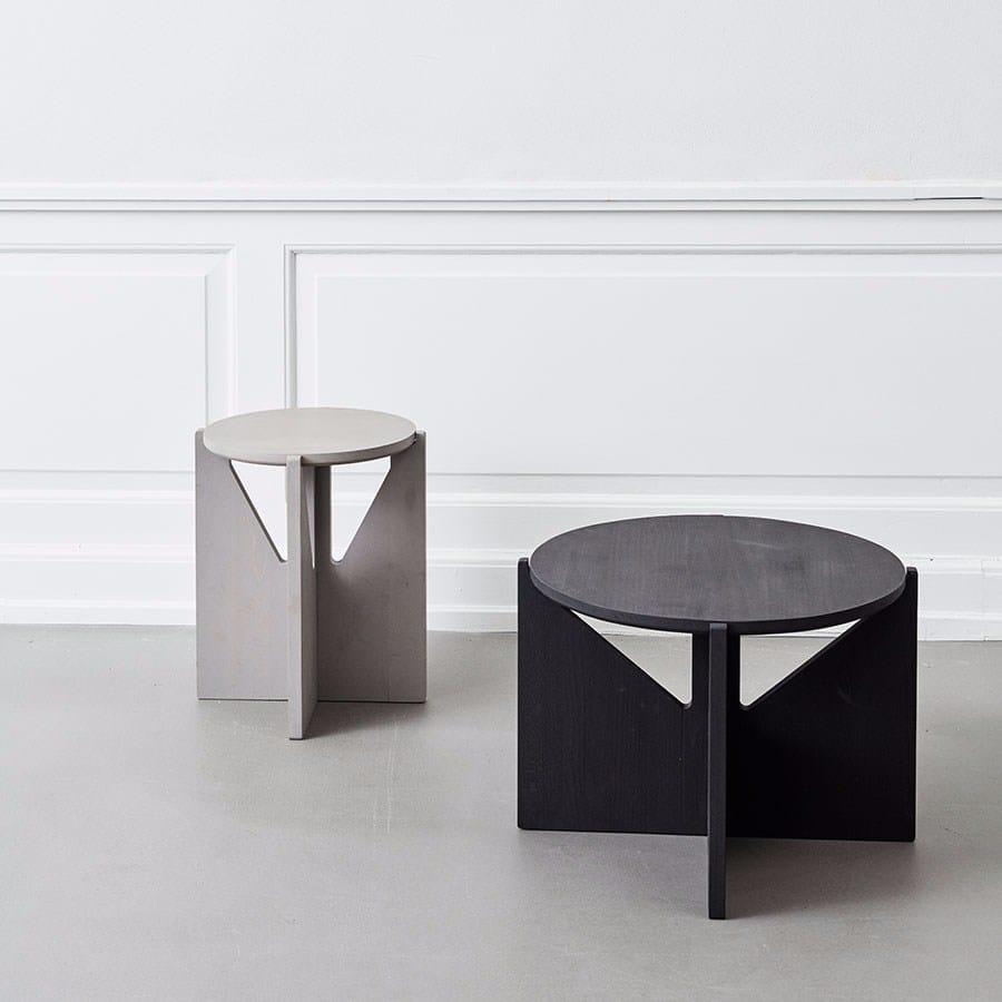tabouret by kristina dam studio. Black Bedroom Furniture Sets. Home Design Ideas