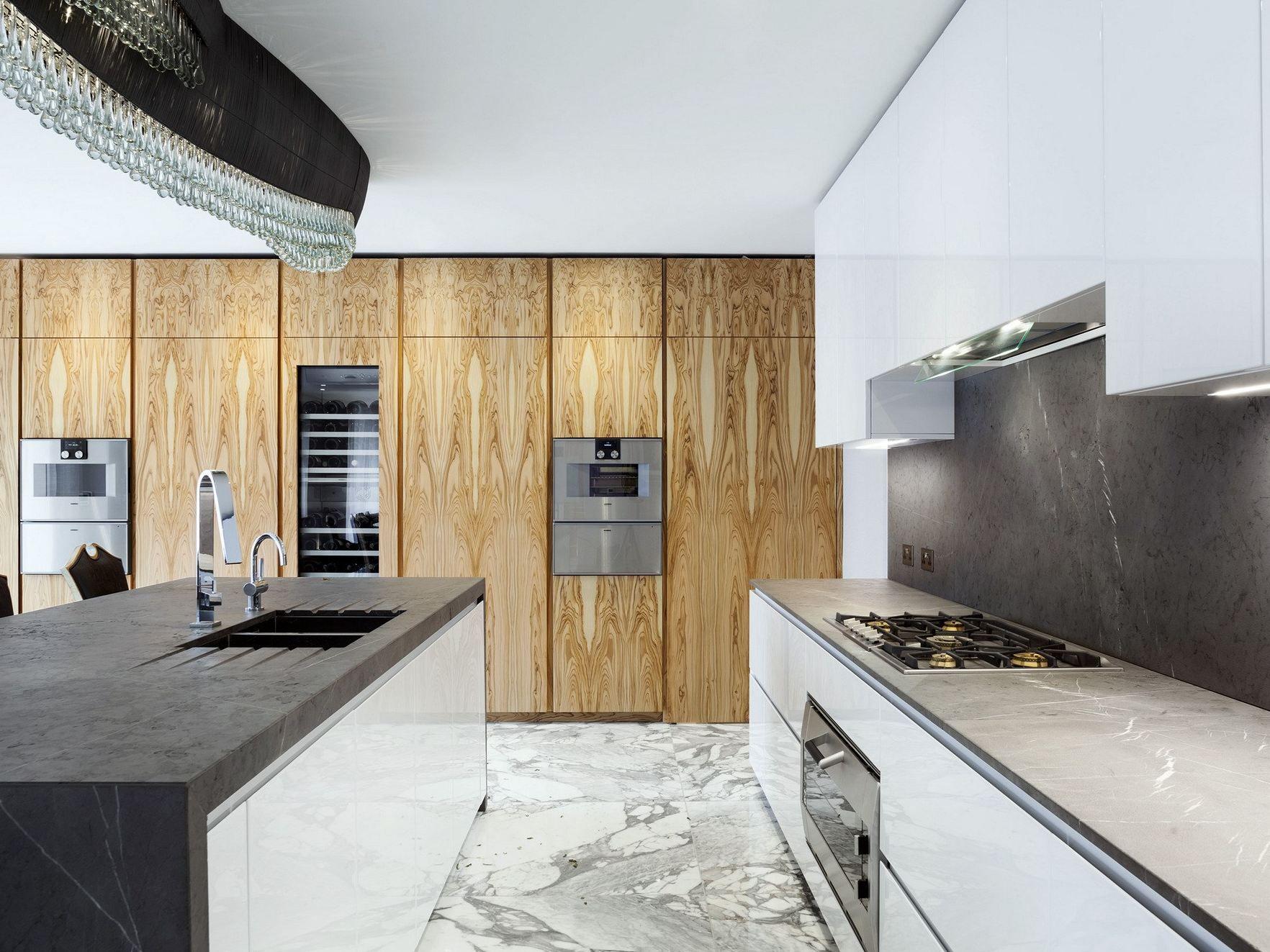 T30 cucina in pietra naturale by tm italia cucine - Cucine in pietra ...