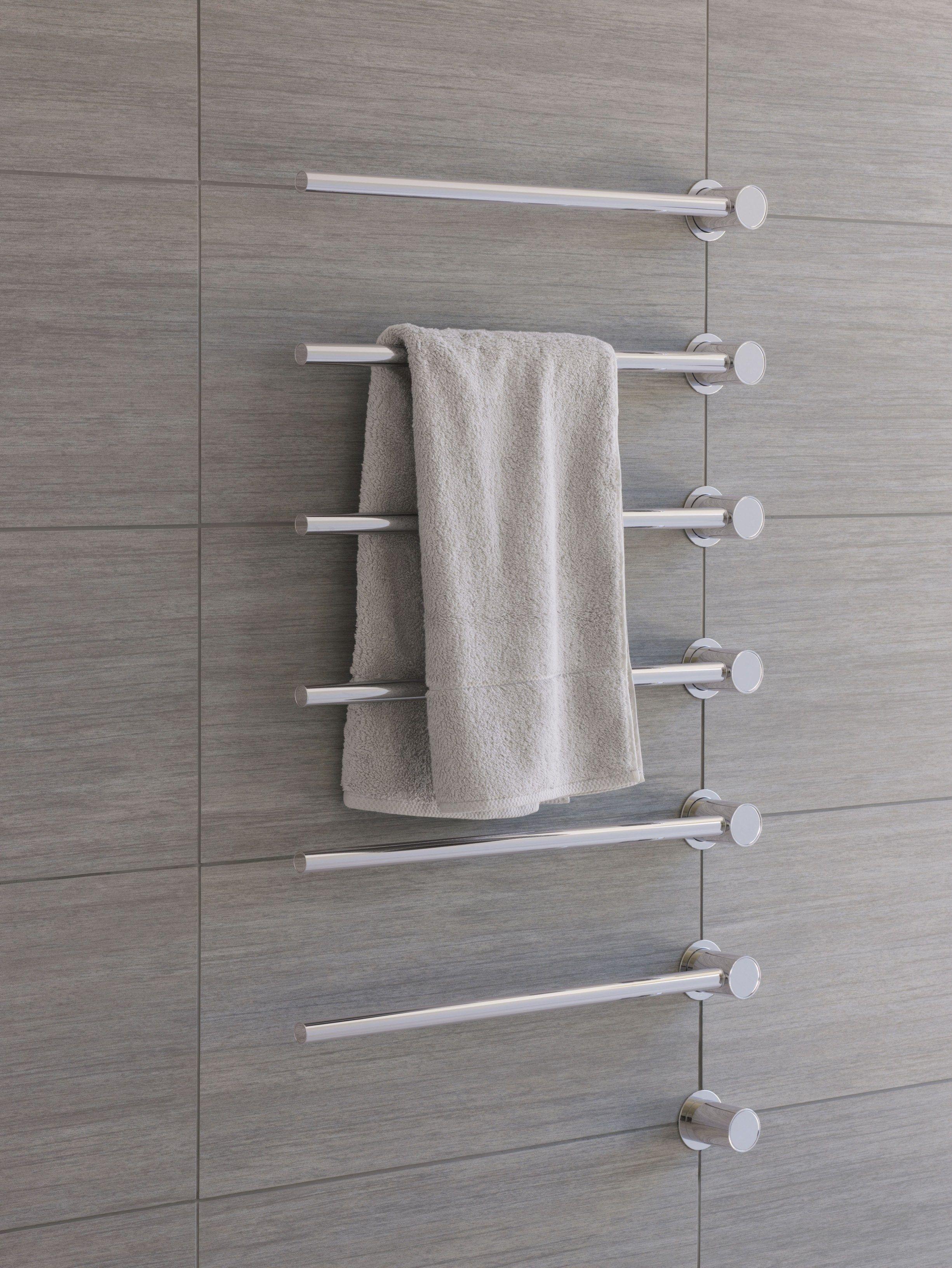 Vola: T39EL Towel Warmer By VOLA