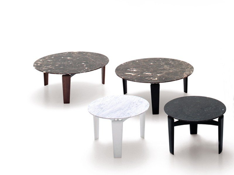 low round marble coffee table tabletarflex design claesson