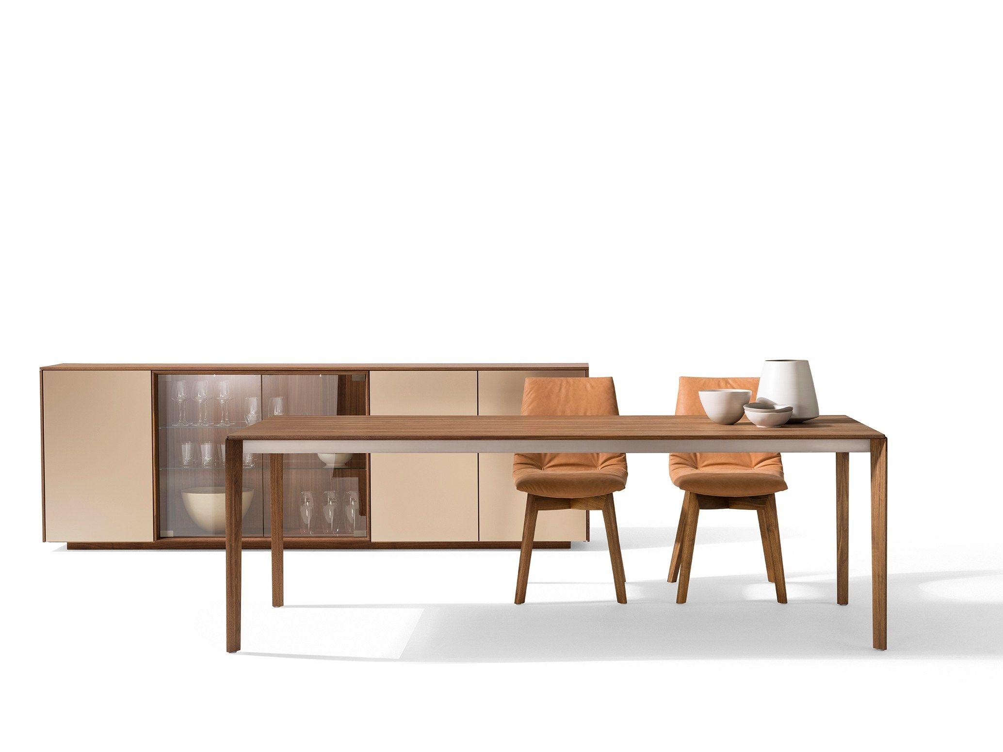 TAK Tavolo in legno massello by TEAM 7 Natürlich Wohnen design ...