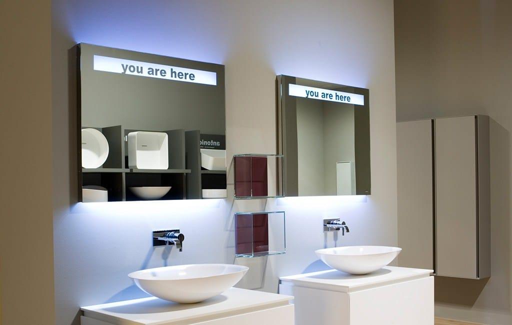 Talk by antonio lupi design - Illuminazione bagno design ...