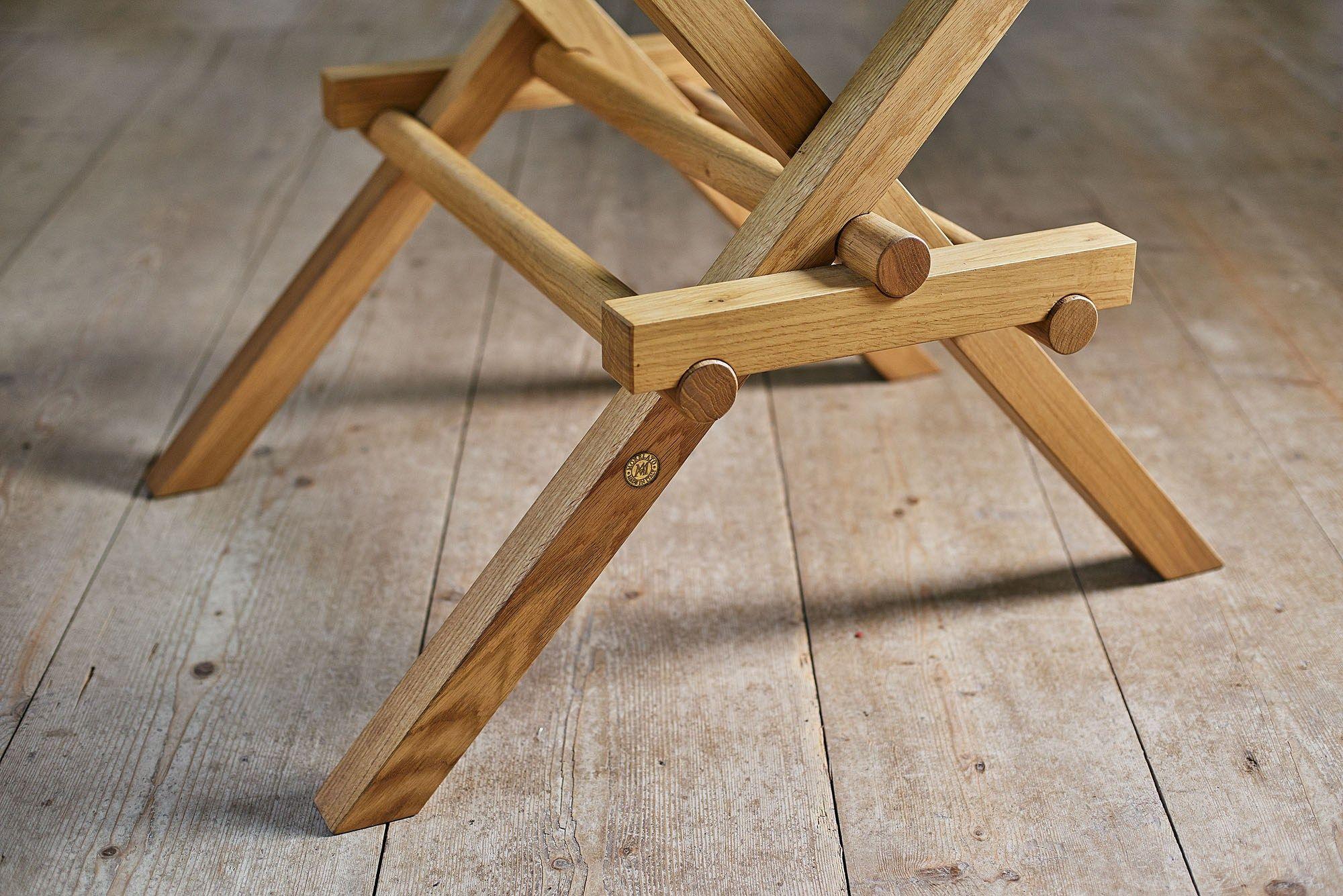 Tavolo quadrato in rovere leonardo by morelato design for Tavolo quadrato design