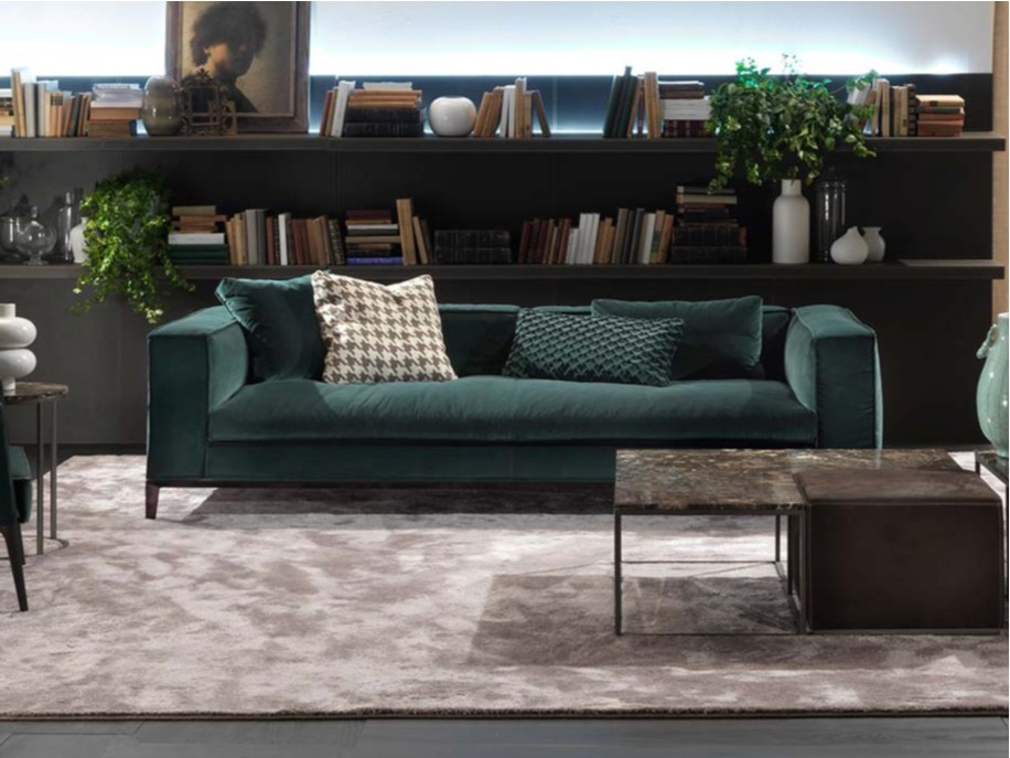 Taylor canap 3 places by frigerio poltrone e divani for Canape poltrone et sofa