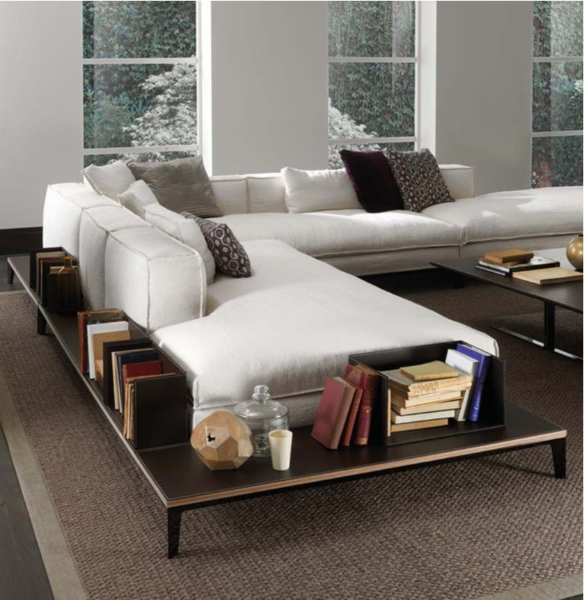 taylor fabric sofa by frigerio salotti. Black Bedroom Furniture Sets. Home Design Ideas