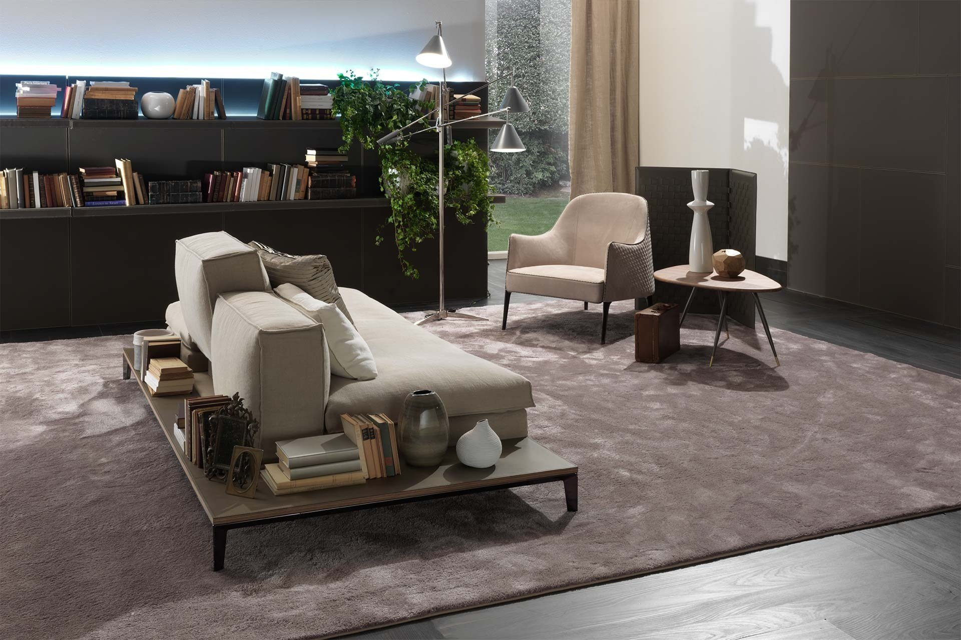 Taylor fabric sofa by frigerio salotti - Poltrone e sofa paris ...