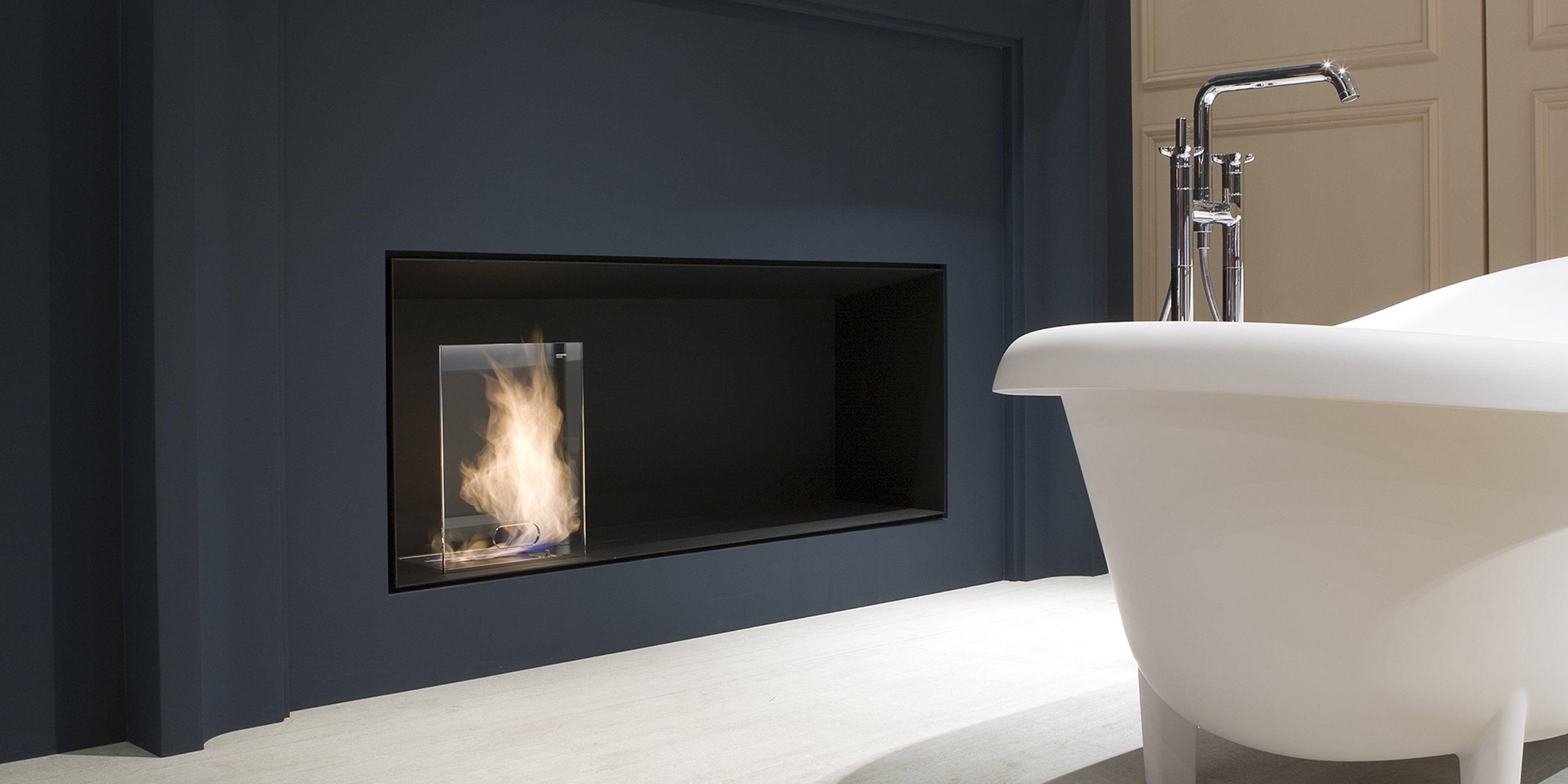 Caminetto a bioetanolo TEKA by Antonio Lupi Design® design Mario ...