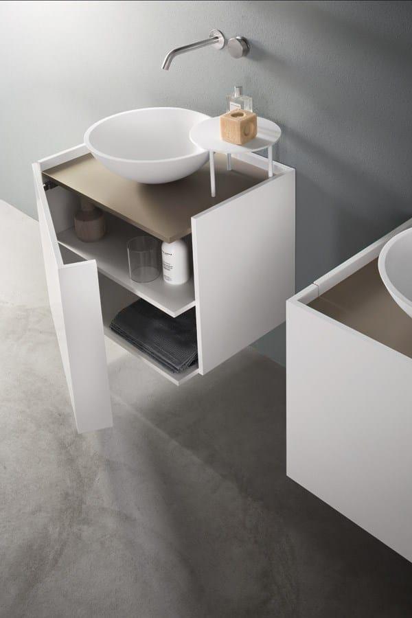Tender Vanity Unit By Makro Design Marco Taietta