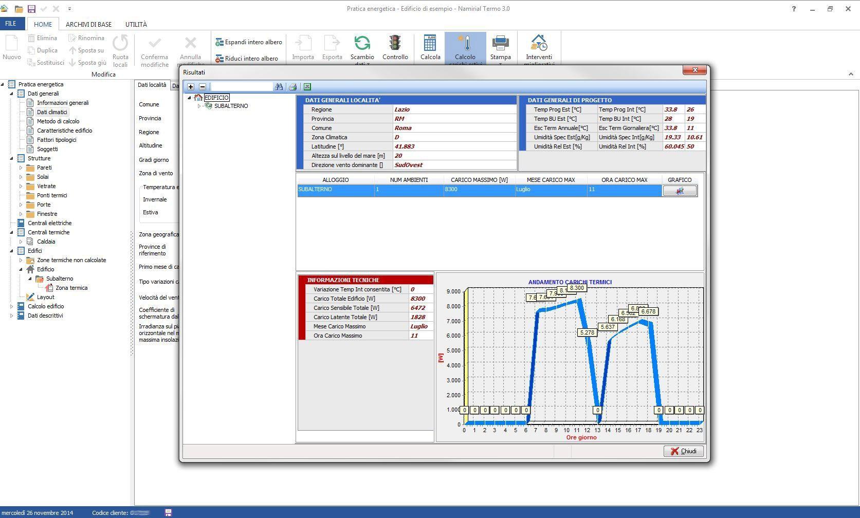 Certificazione energetica 91 dlgs 311 06 termo by for Software di progettazione edilizia