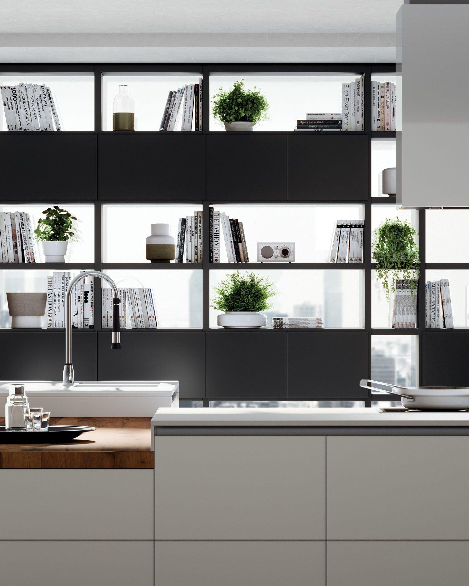 Fitted Kitchen Kitchen Design Specialists: Fitted Kitchen TETRIX Scavolini Line By Scavolini Design