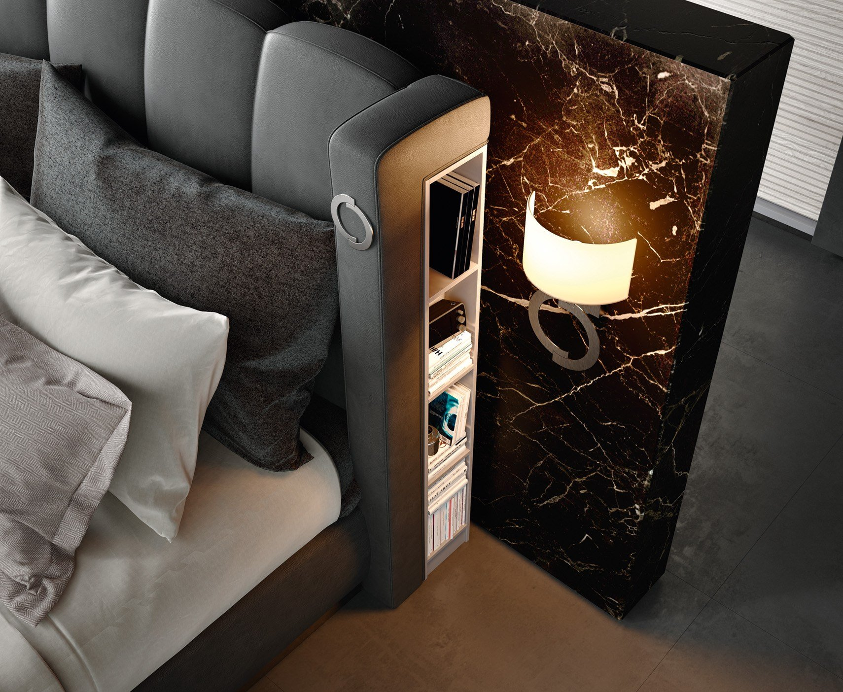 Testiera Letto Con Contenitore : Testata letto contenitore letto contenitore con testata capitonnè