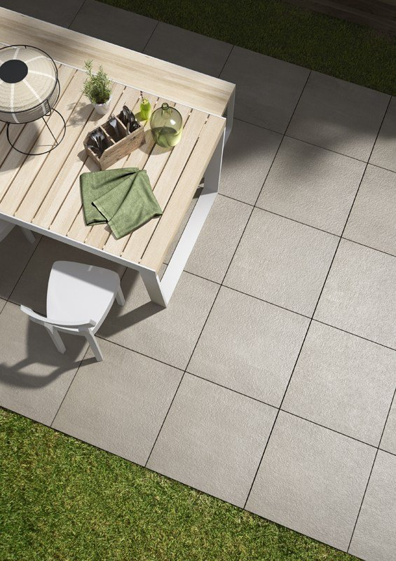 Carrelage ext rieur en gr s c rame thick20 by cooperativa for Carrelage imola ceramica