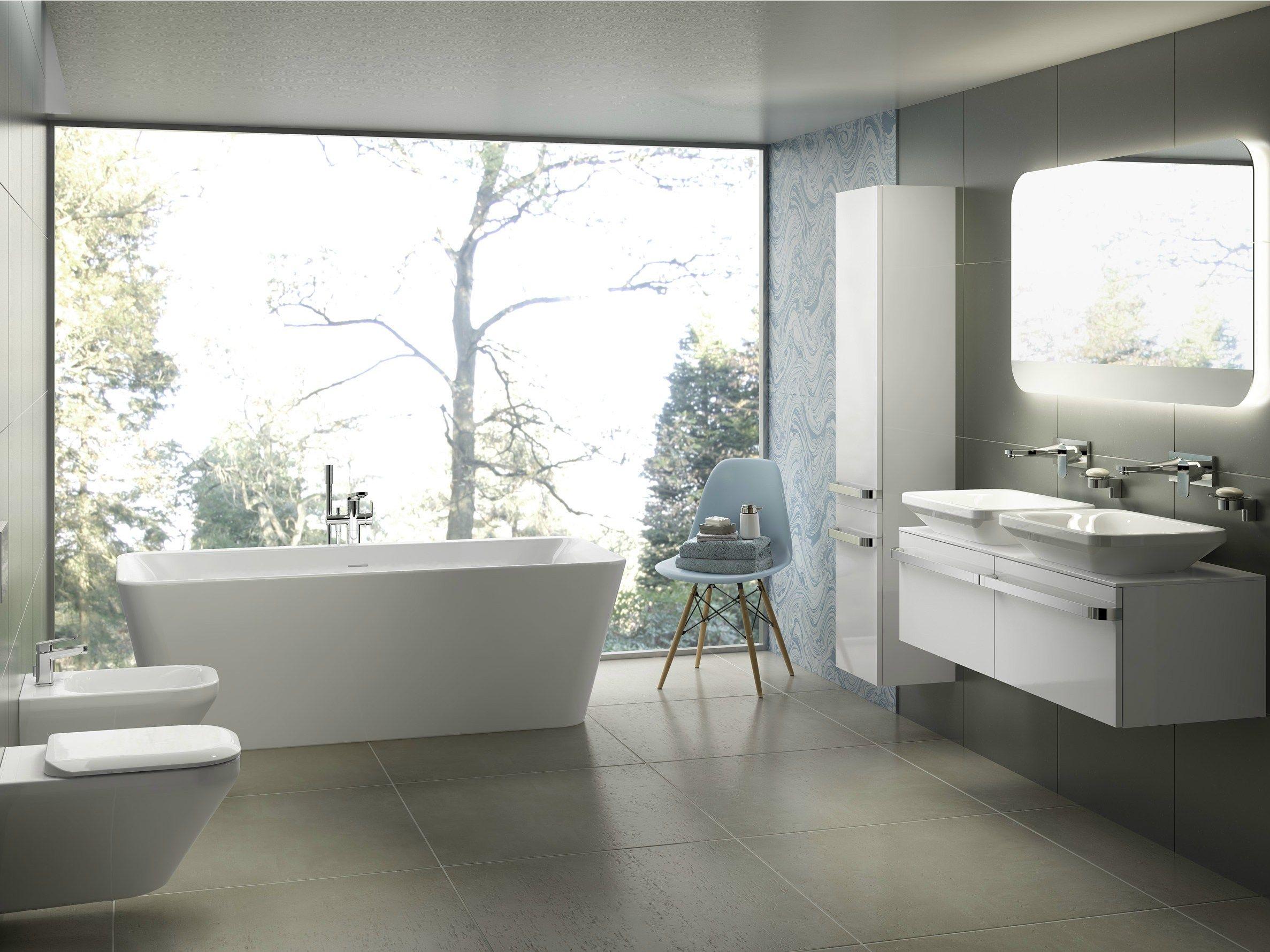 Arredo bagno completo tonic ii by ideal standard italia for Arredo bagno completo