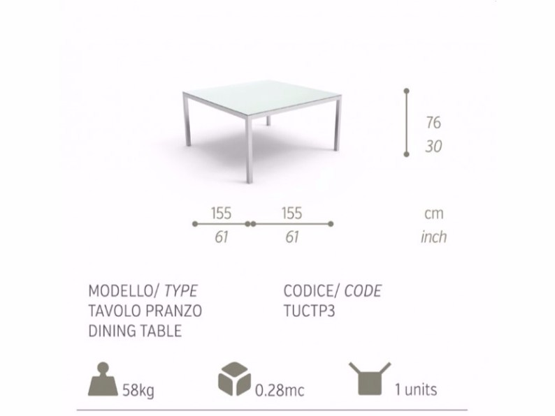 Stunning Dimensione Tavolo Cucina Gallery - Acomo.us - acomo.us