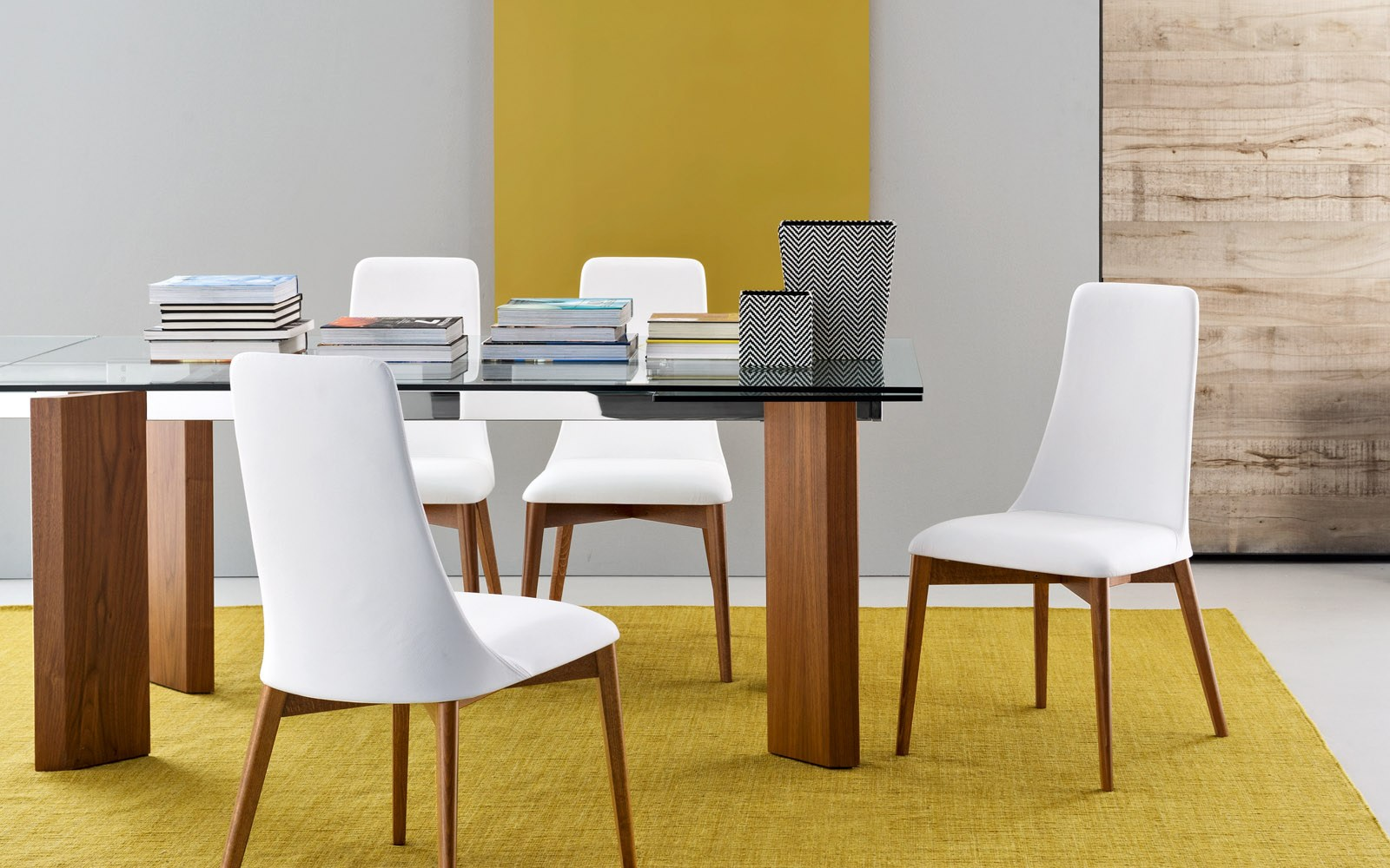 tower wood by calligaris -