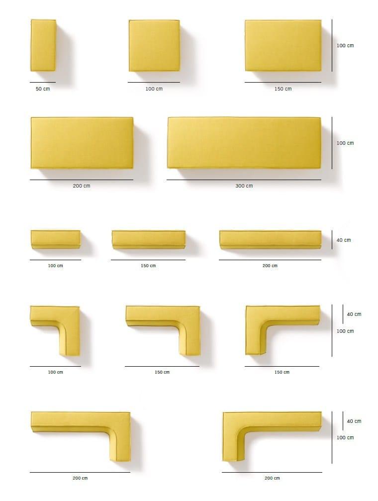 trio divano angolare collezione trio by cor sitzm bel helmut l bke design team form. Black Bedroom Furniture Sets. Home Design Ideas