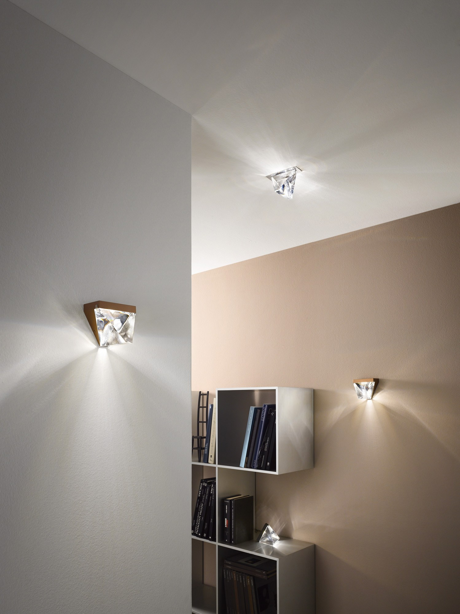TRIPLA Lampada da soffitto Collezione Tripla by Fabbian design ...