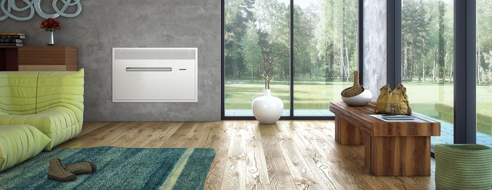 Climatizzatore a parete con sistema inverter senza unit esterna unico air inverter incasso by - Condizionatori ad acqua senza unita esterna ...