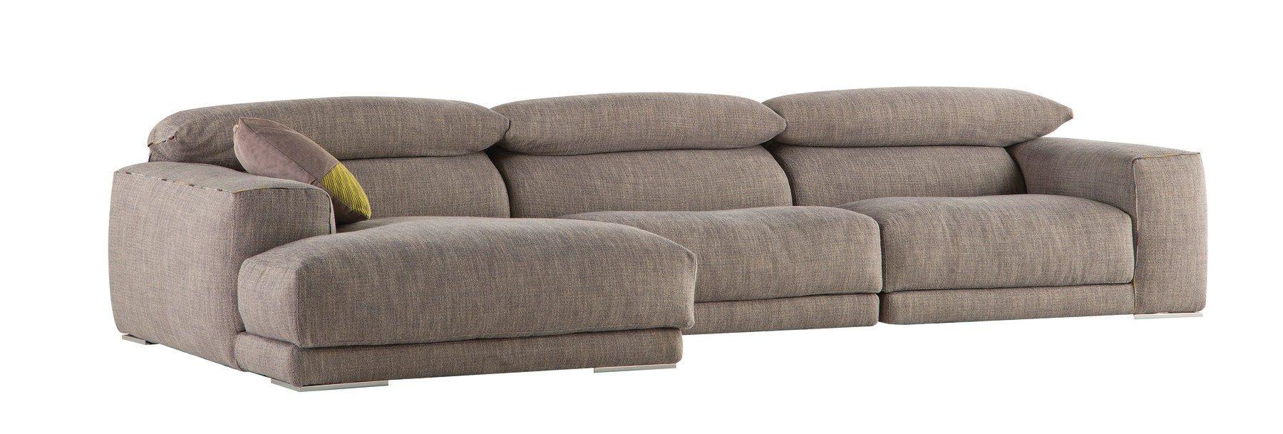 canap en tissu avec rev tement amovible avec m ridienne. Black Bedroom Furniture Sets. Home Design Ideas