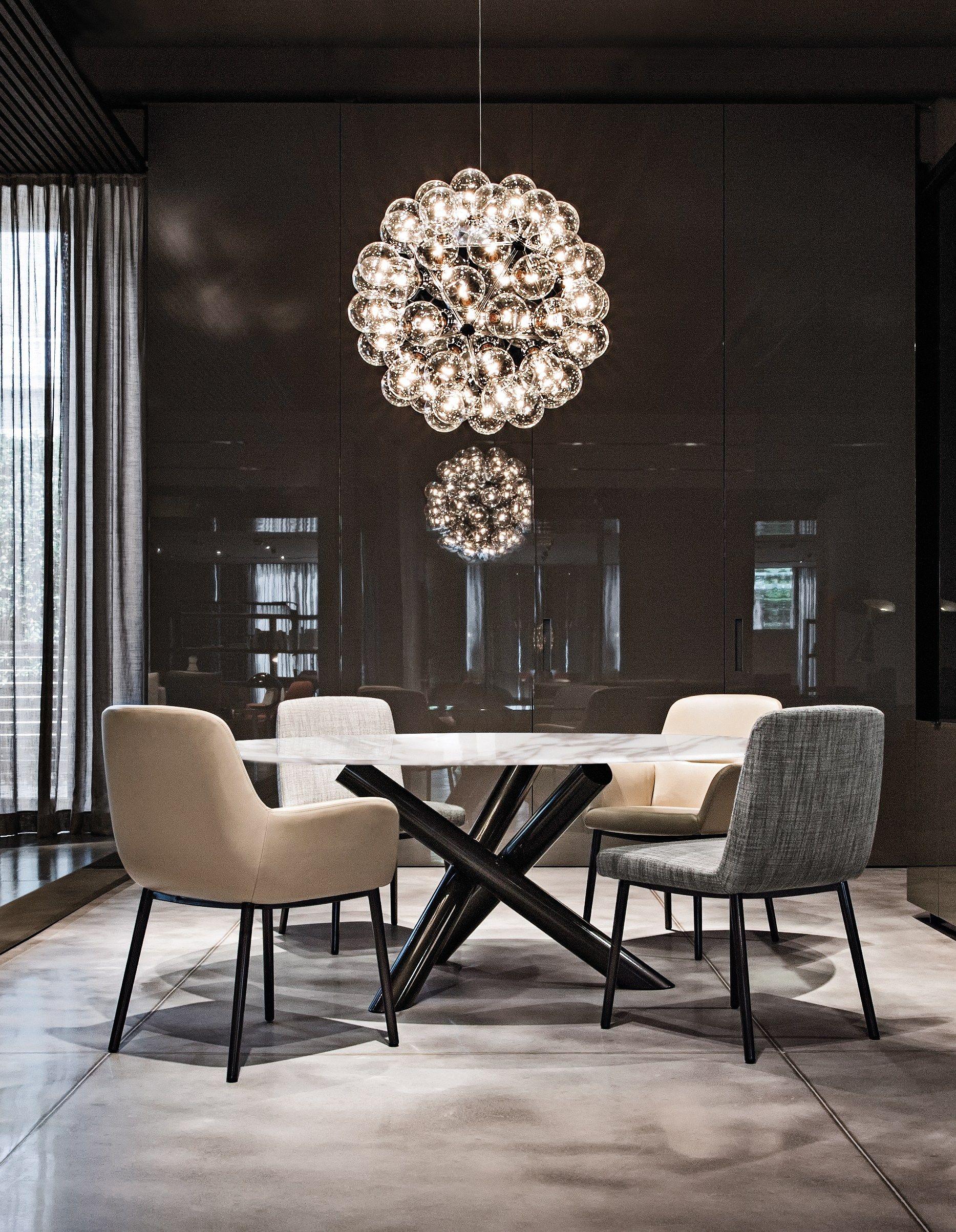 Van dyck by minotti design rodolfo dordoni - Minotti tisch ...